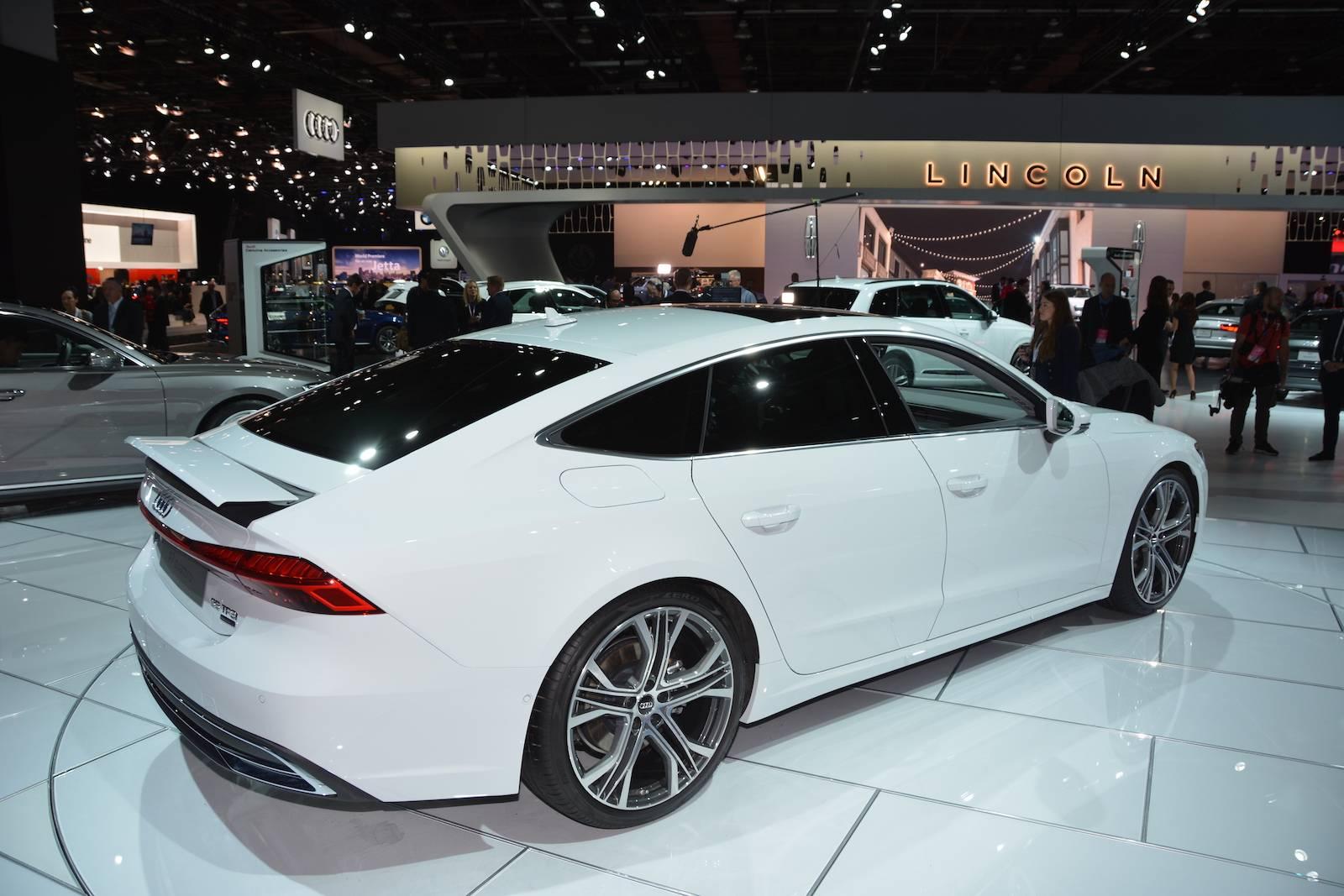 Detroit 2018: Audi A7 Sportback - GTspirit