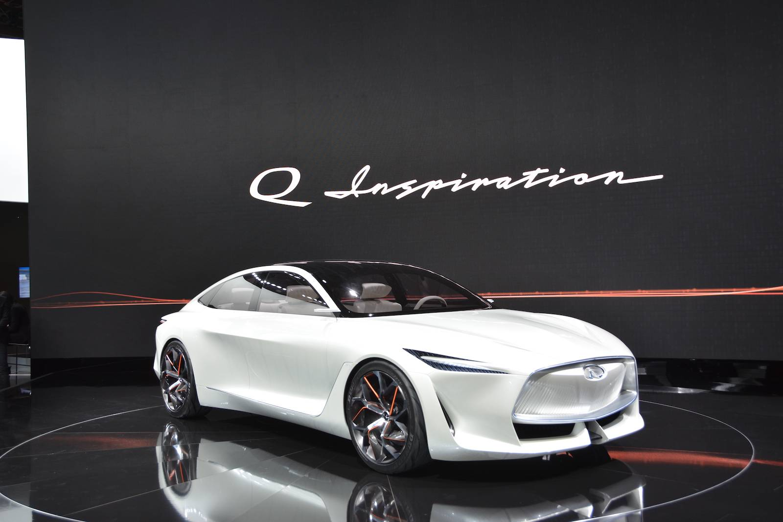 Infiniti infiniti concept car : Detroit 2018: Infiniti Q Inspiration Concept - GTspirit