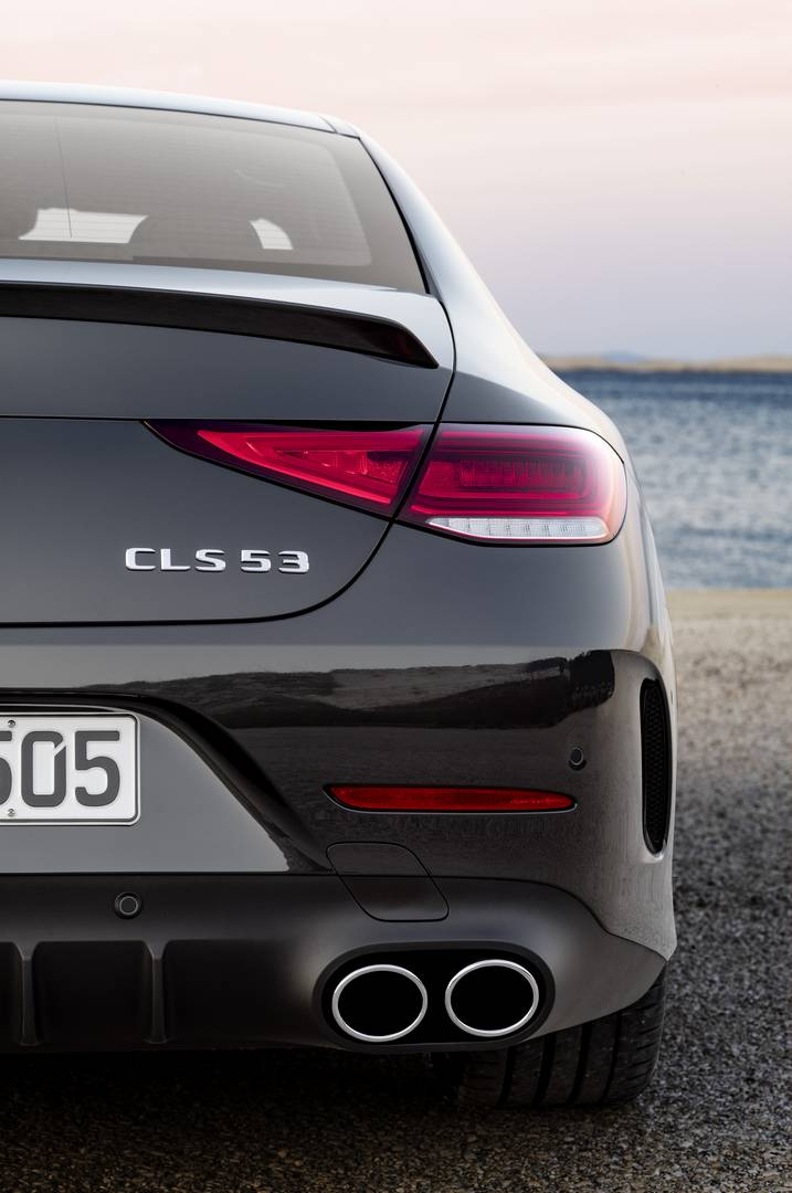 Official: 2019 Mercedes-AMG CLS 53 and E 53 Coupé and ...