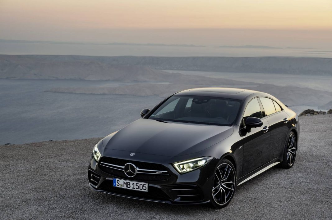 Official 2019 mercedes amg cls 53 and e 53 coup and for Mercedes benz amg cls