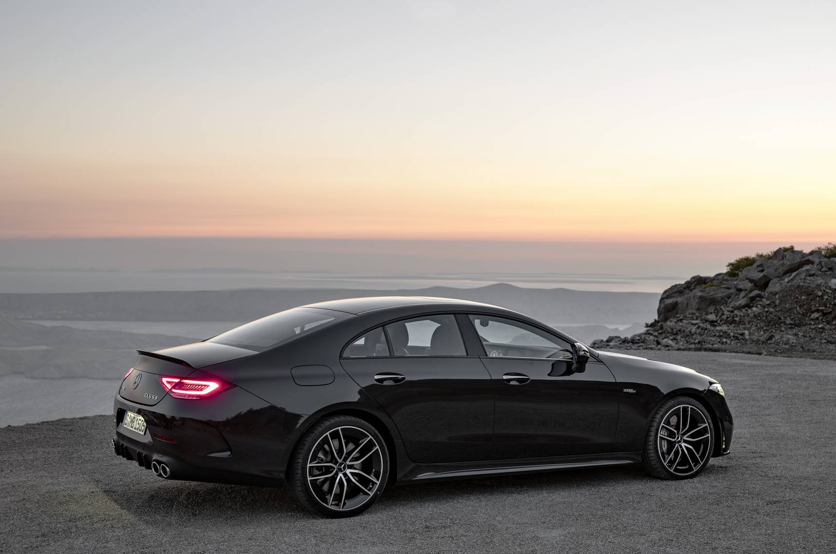 Official 2019 mercedes amg cls 53 and e 53 coup and for Official mercedes benz parts