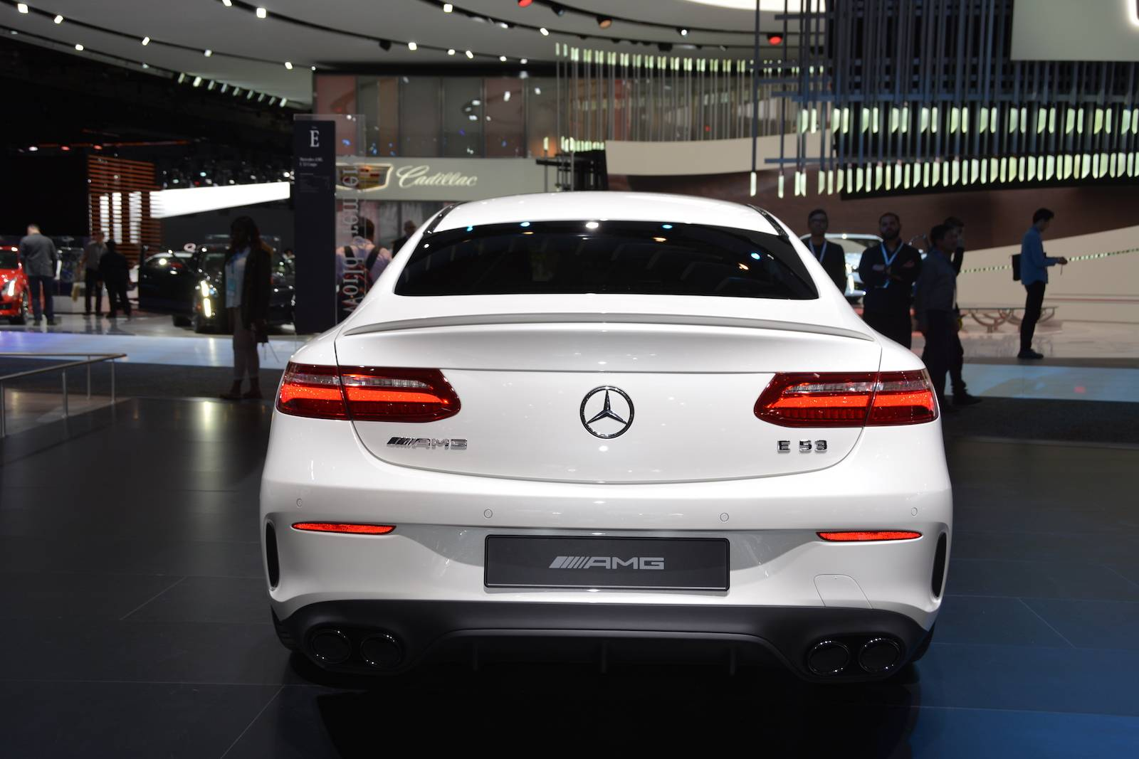 Detroit 2018: Mercedes-AMG E 53 - GTspirit