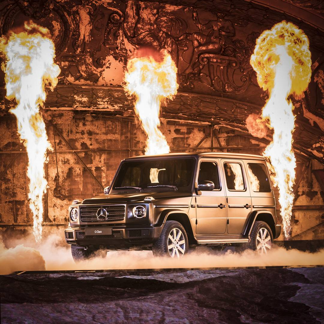 Detroit 2018: What Else Did We Learn At The New G-Class