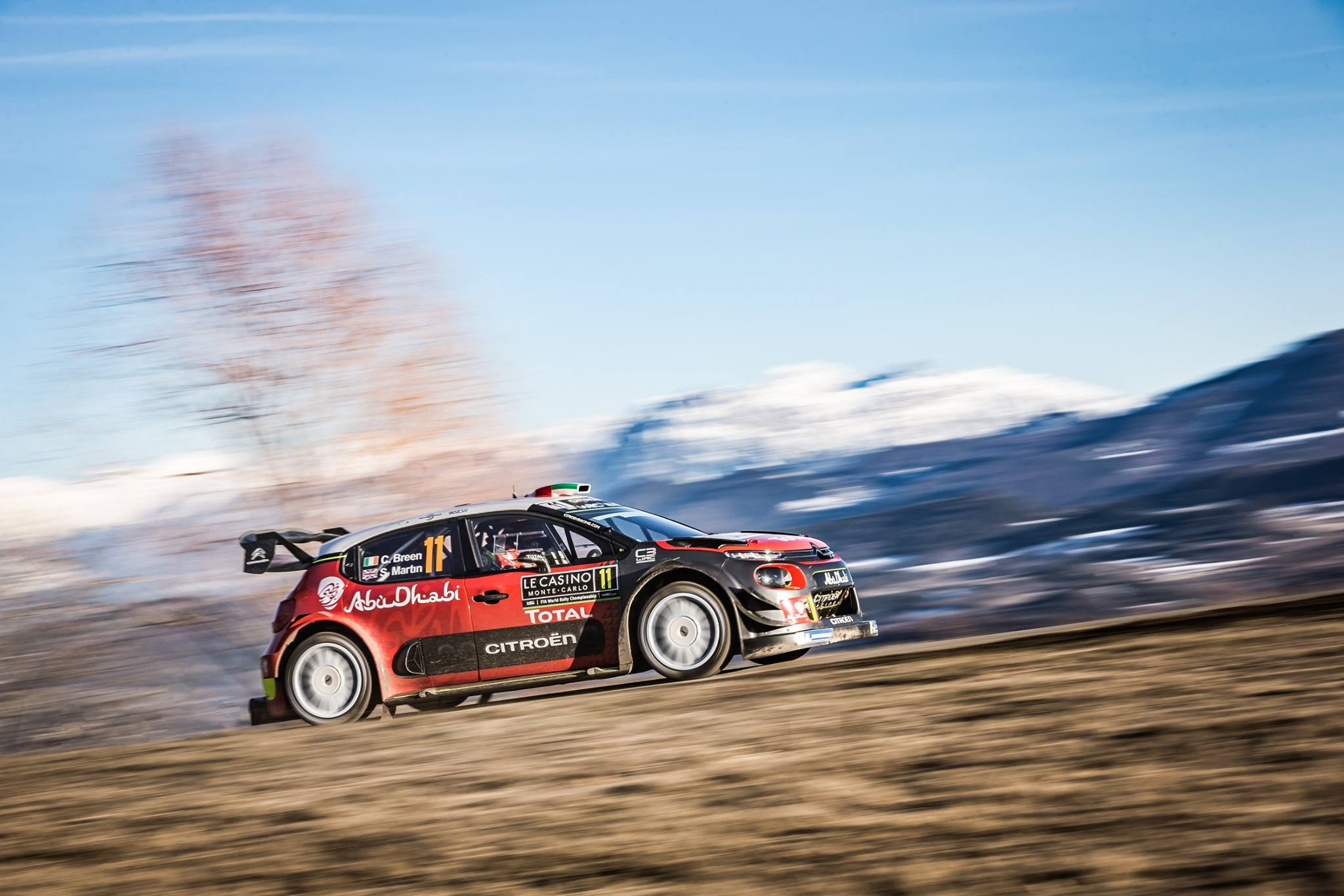 wrc ogier wins season opener at rally monte carlo 2018 gtspirit. Black Bedroom Furniture Sets. Home Design Ideas
