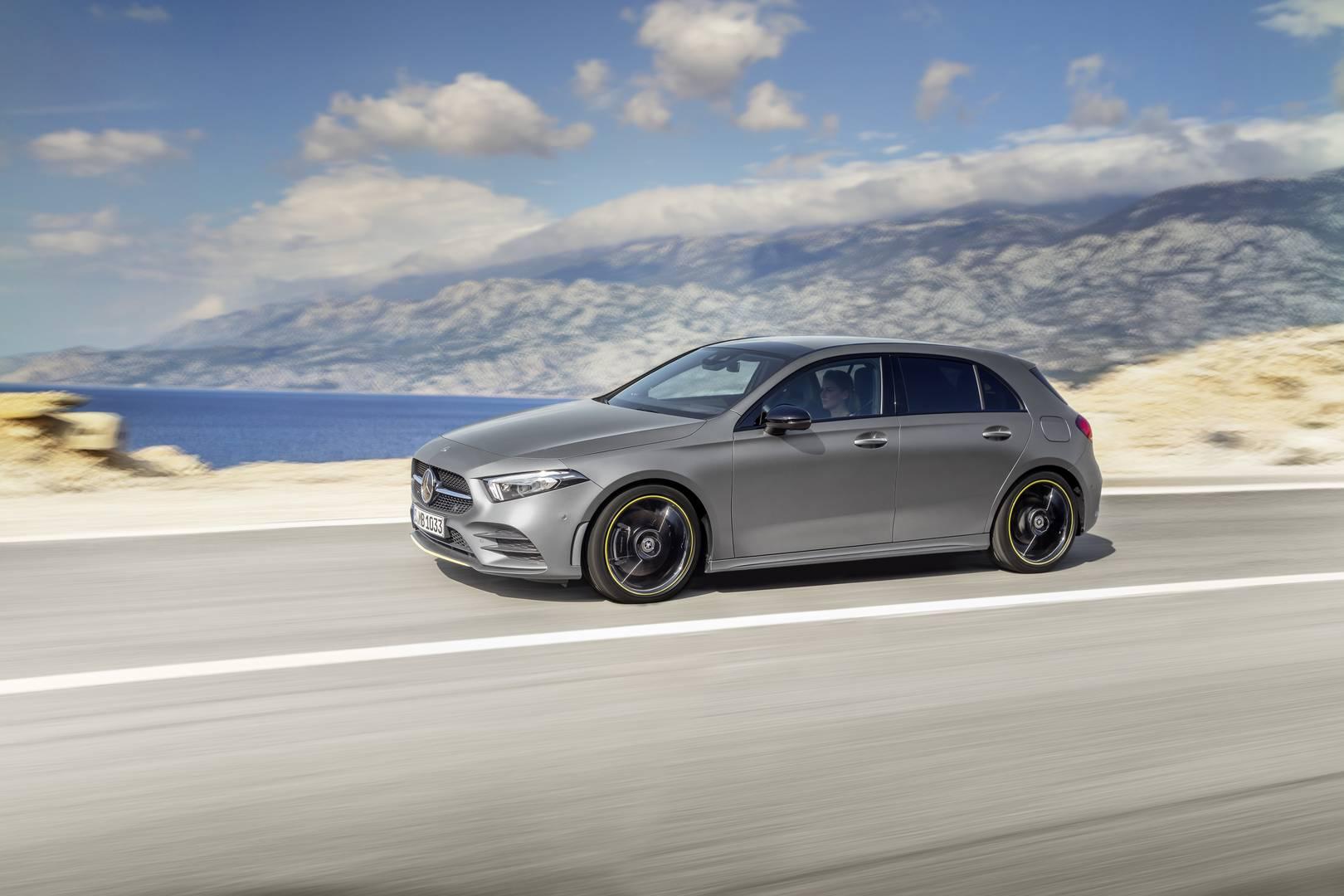 Official 2019 Mercedes Benz A Class Gtspirit