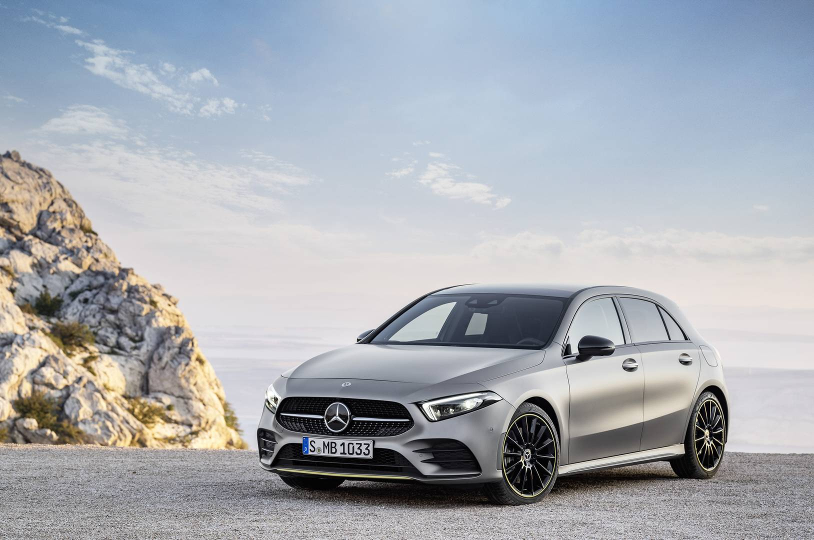 Official 2019 mercedes benz a class gtspirit for Mercedes benz a class