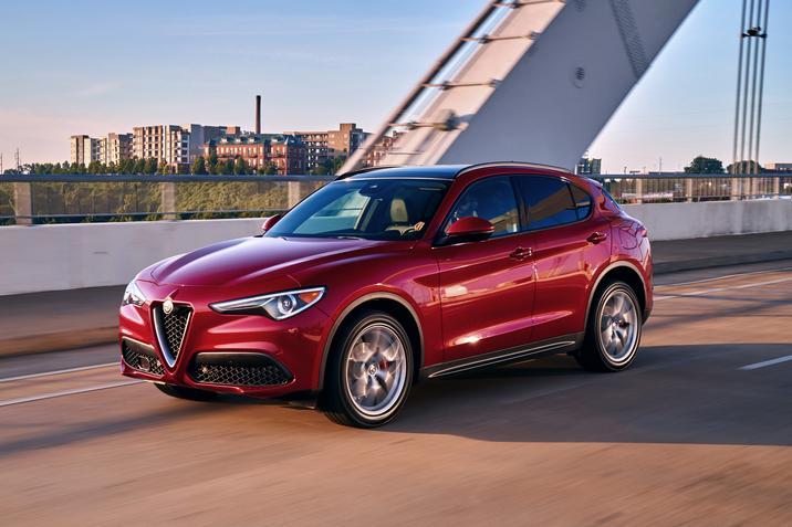 2018 Alfa Romeo Stelvio Ti Sport Awd Review Gtspirit