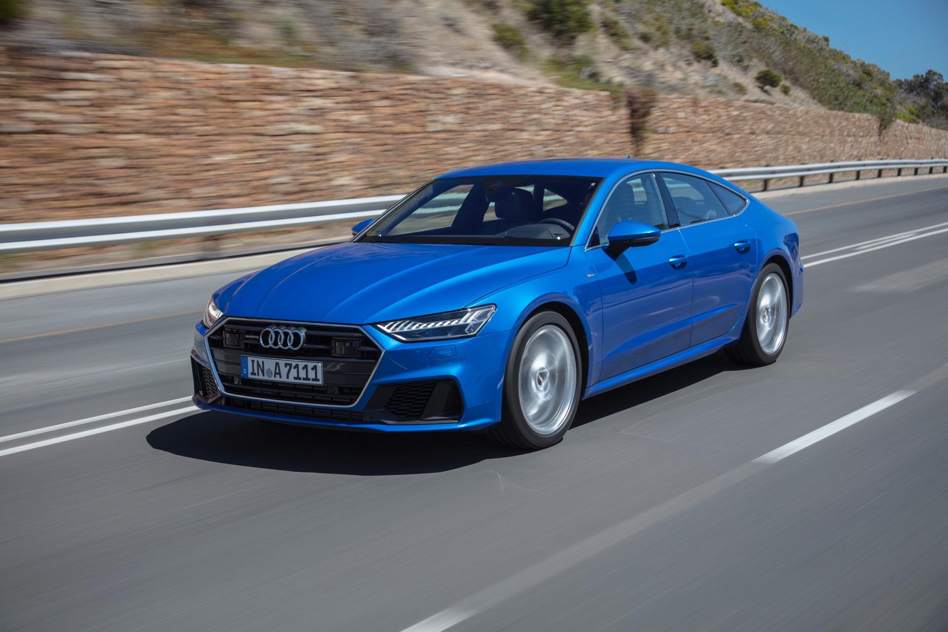 Audi A Review GTspirit - Audi a7 review