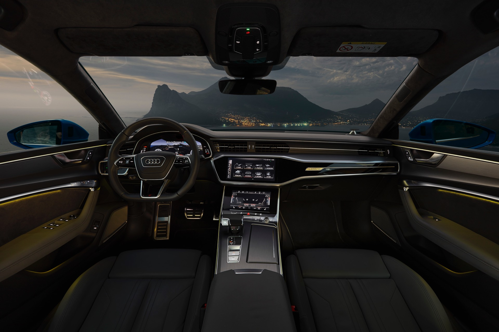 Audi A7 Review Interior