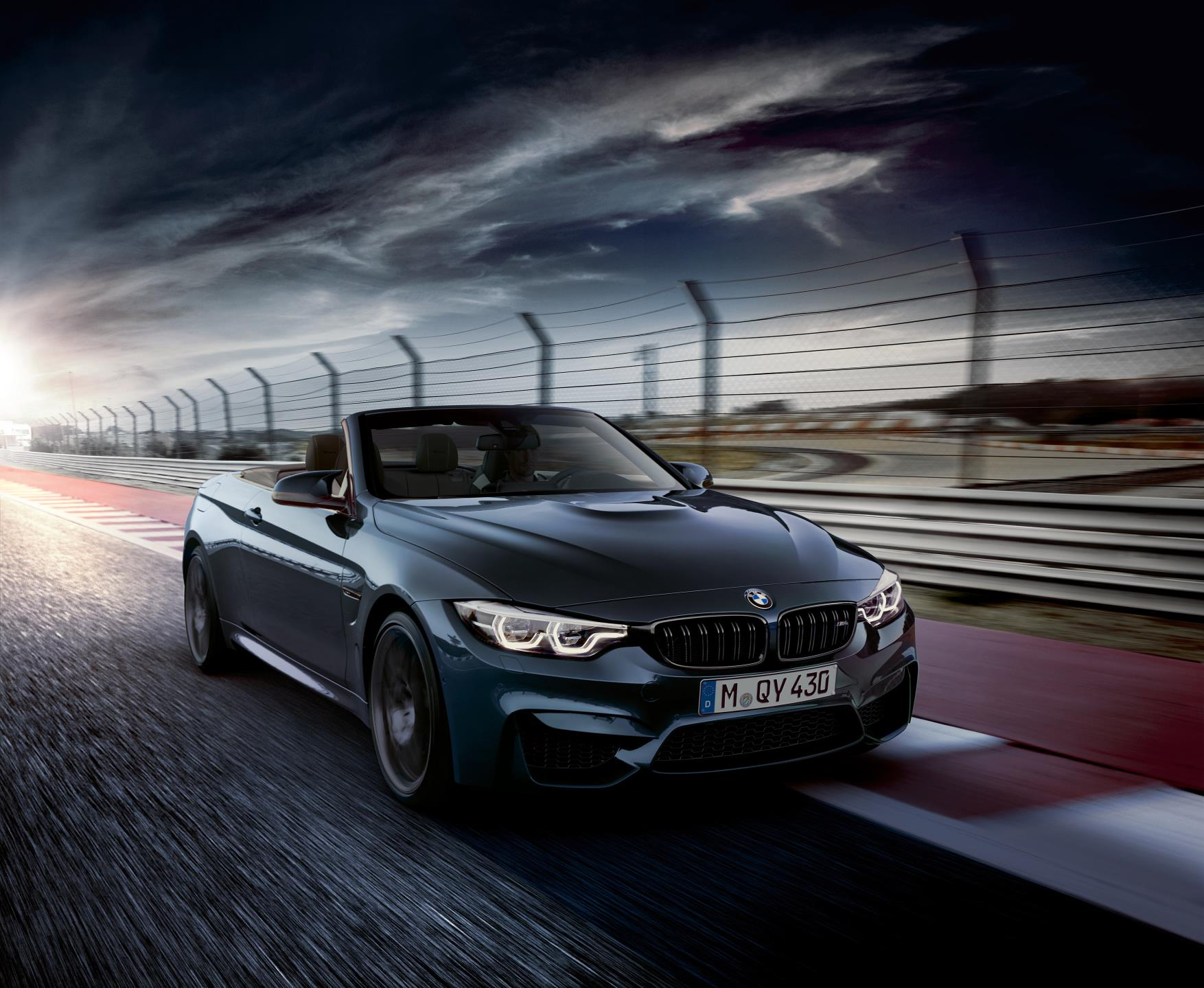 Official: BMW M4 Convertible 30 Jahre Edition – 300 units Only