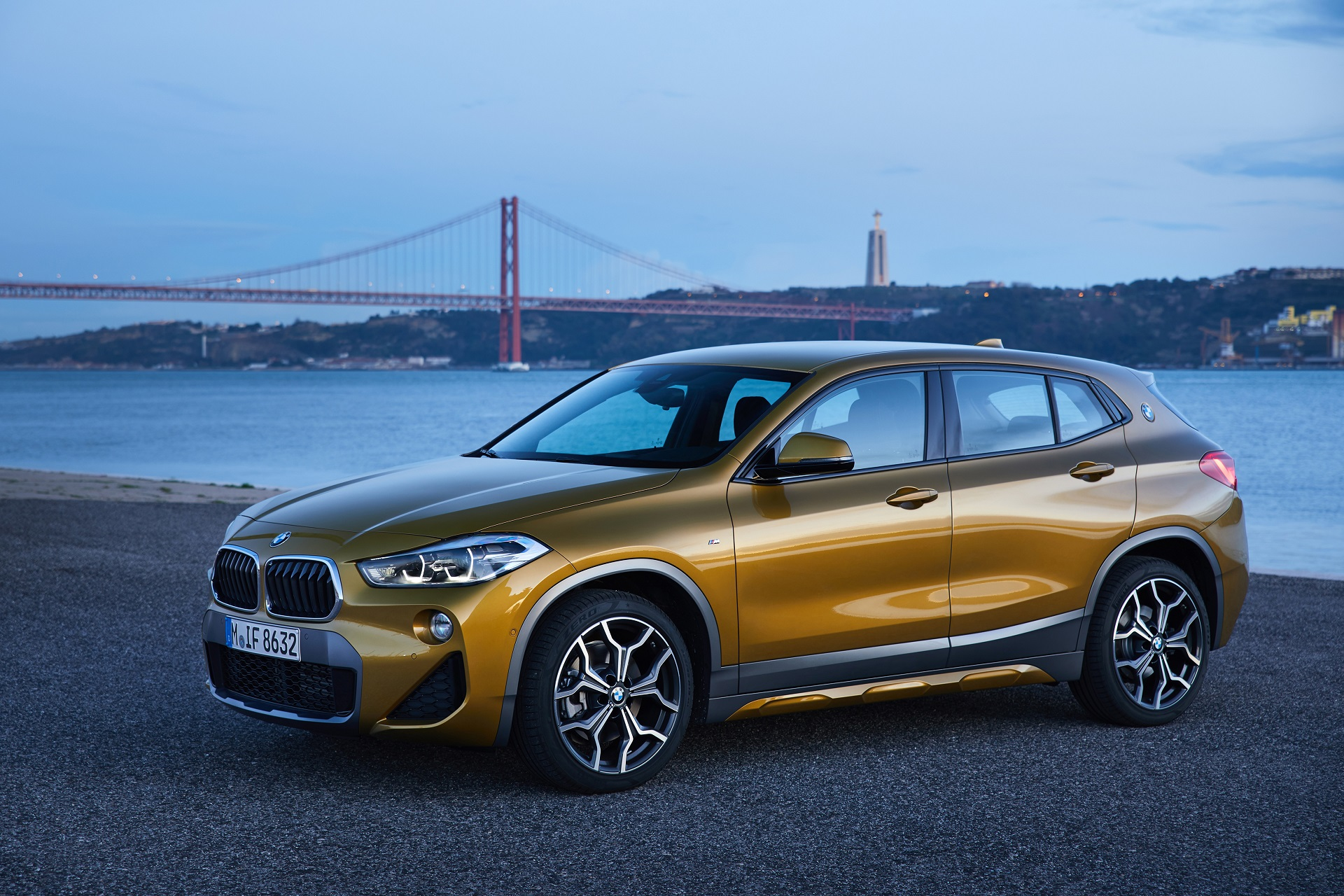2018 bmw x2 review gtspirit. Black Bedroom Furniture Sets. Home Design Ideas