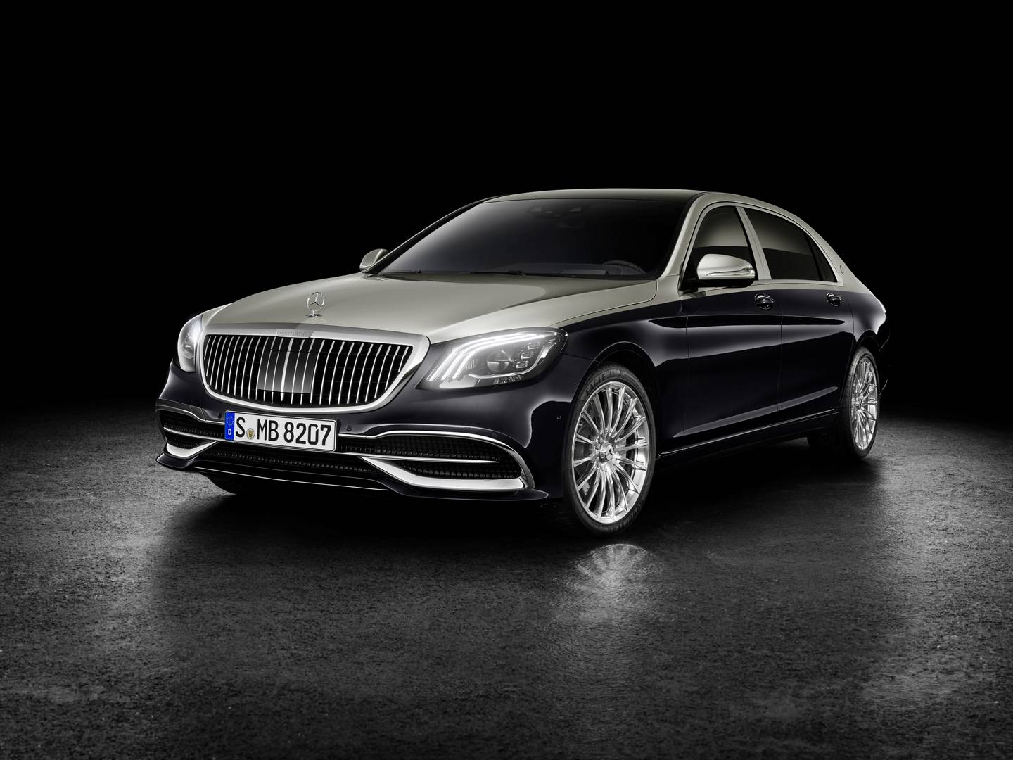 Official: 2018 Mercedes-Maybach Facelift