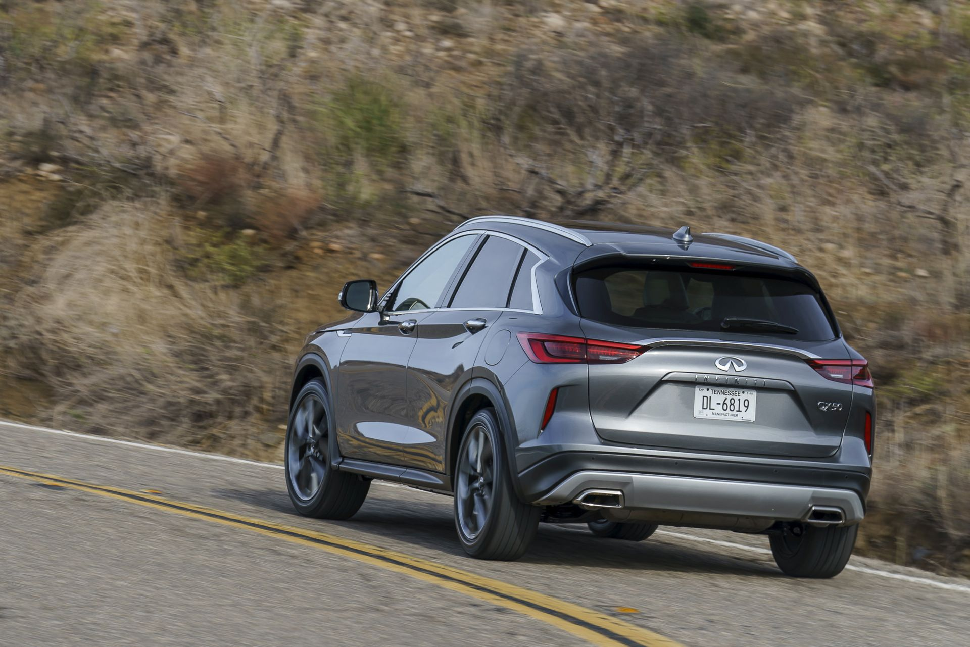 2018 Infiniti Qx50 First Drive Hope For A Game Changer