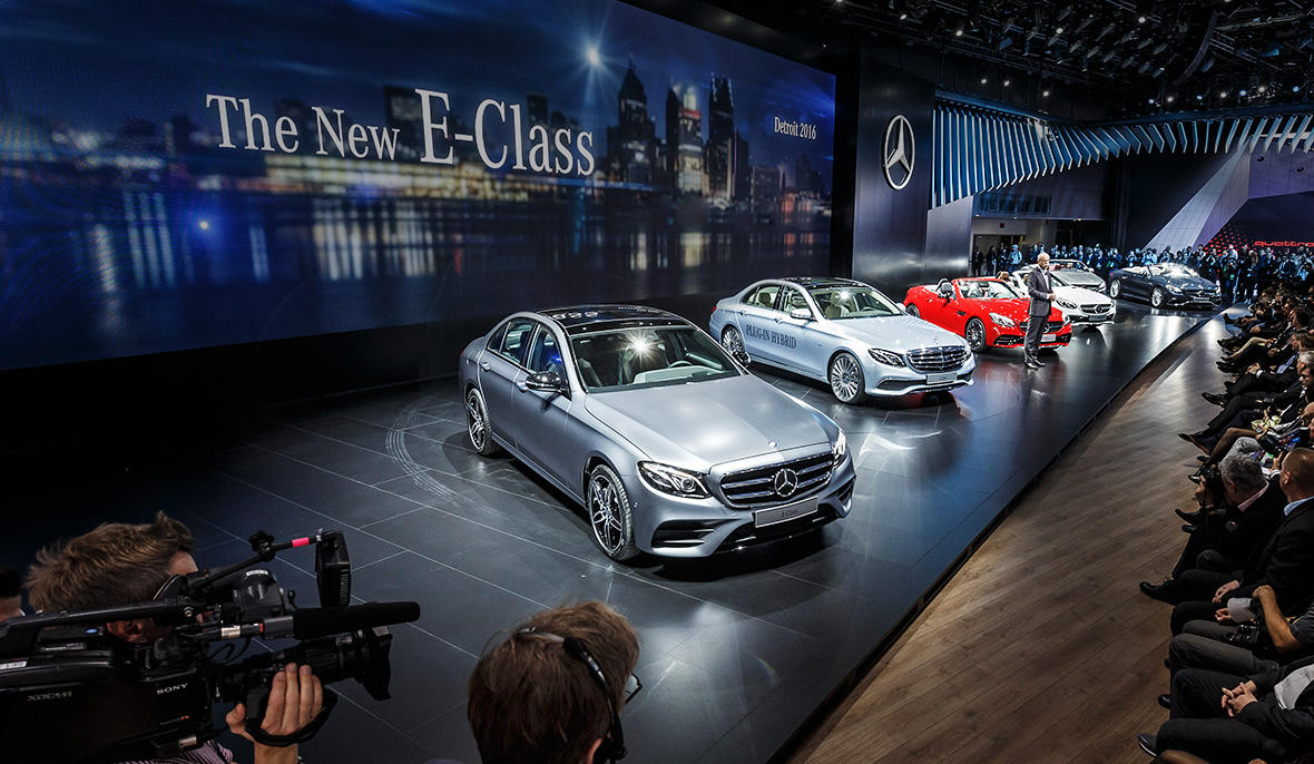 Mercedes benz withdraws from the detroit auto show gtspirit for American traveler motor club