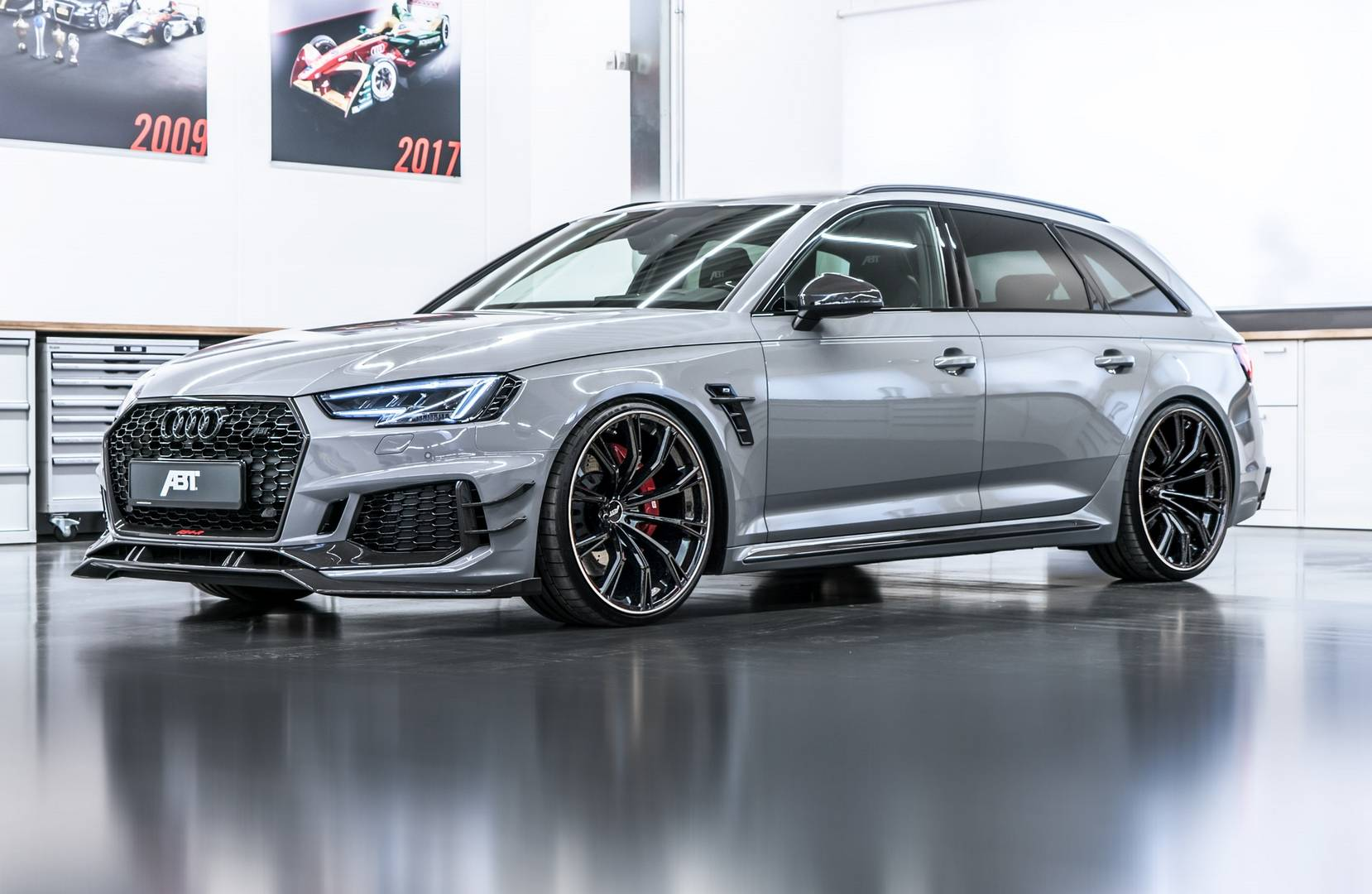 Official Abt Audi Rs4 R Gtspirit