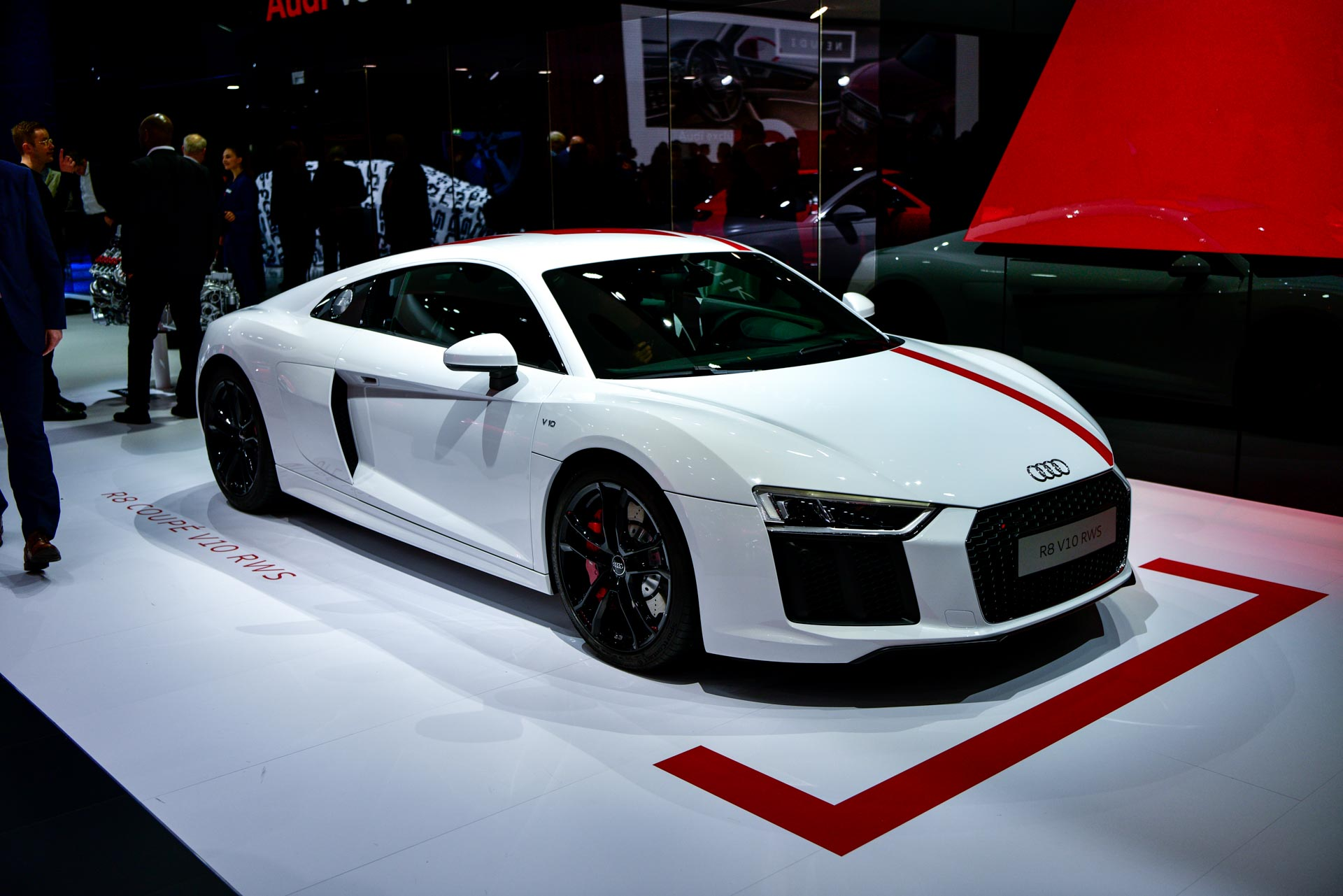Audi At Geneva Motor Show 2018 Gtspirit