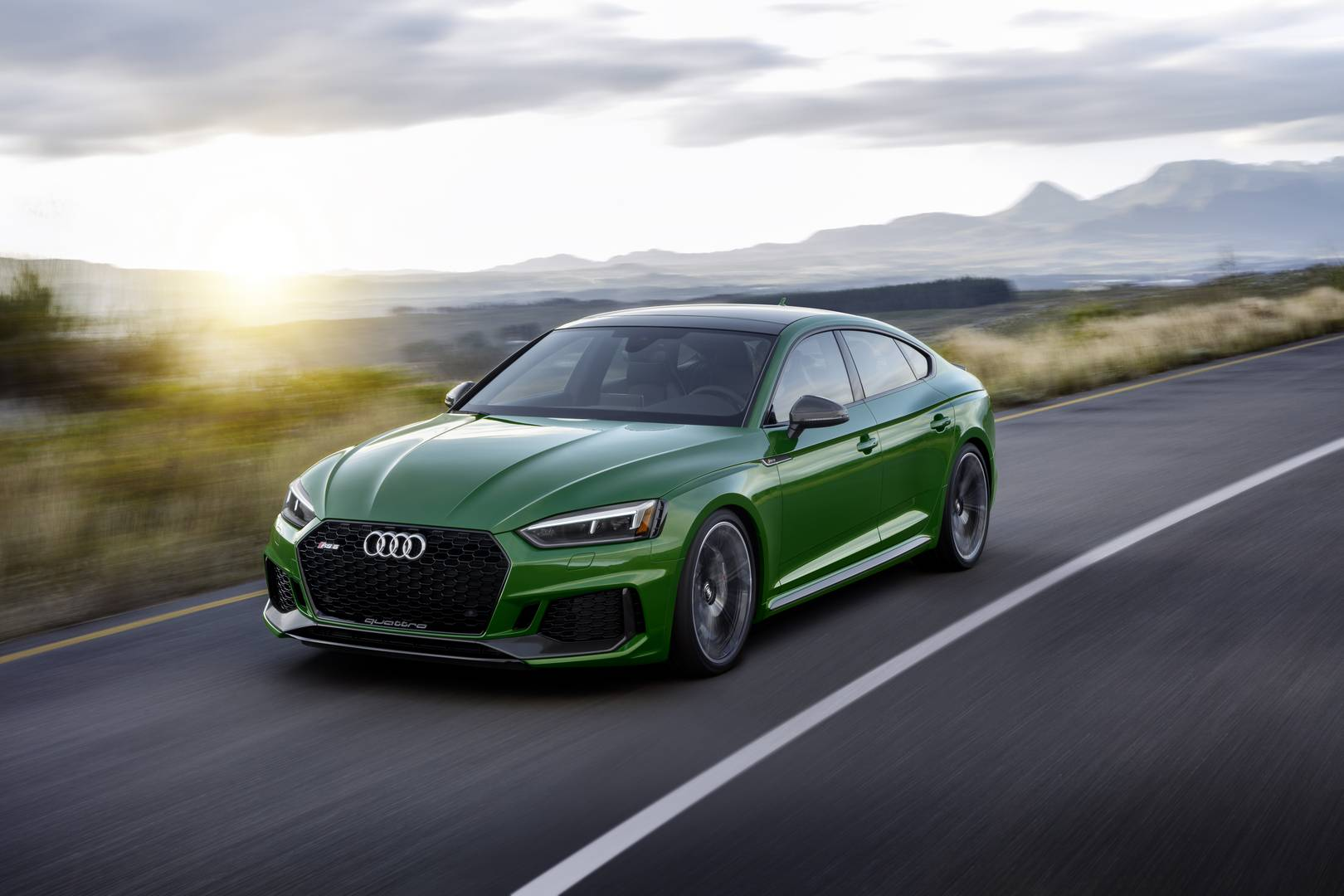 official 2019 audi rs5 sportback gtspirit. Black Bedroom Furniture Sets. Home Design Ideas