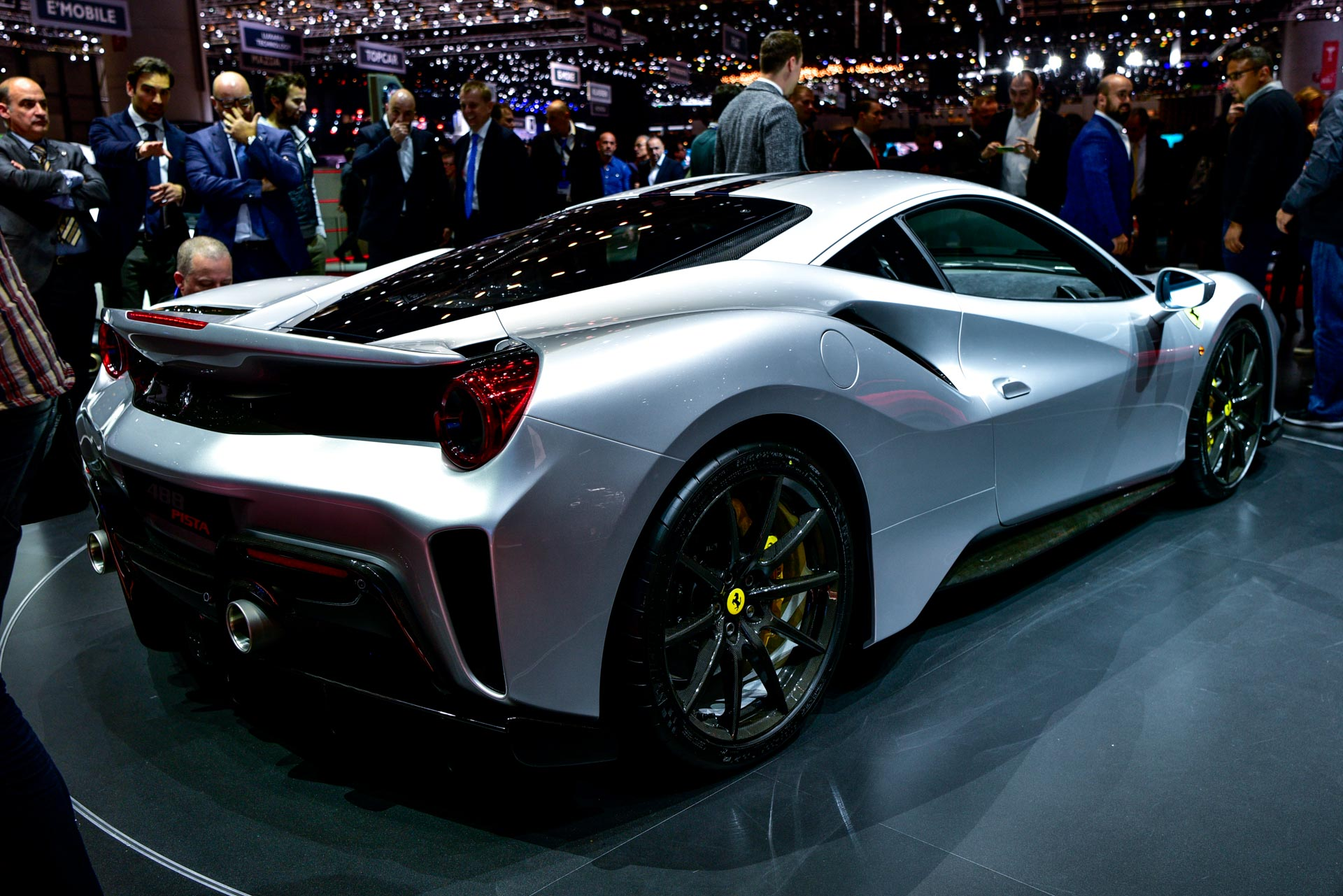 Ferrari At The Geneva Motor Show GTspirit - Ferrari car show
