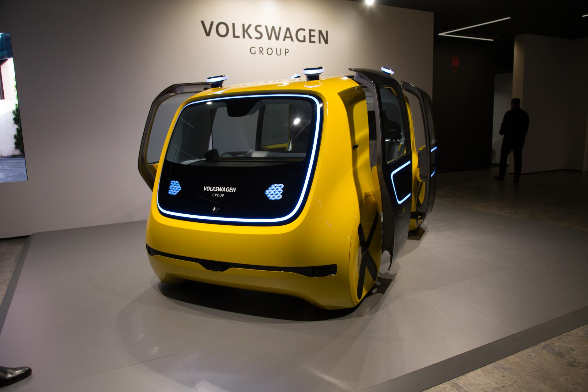 Volkswagen Group Geneva Preview Night 2018 GTspirit