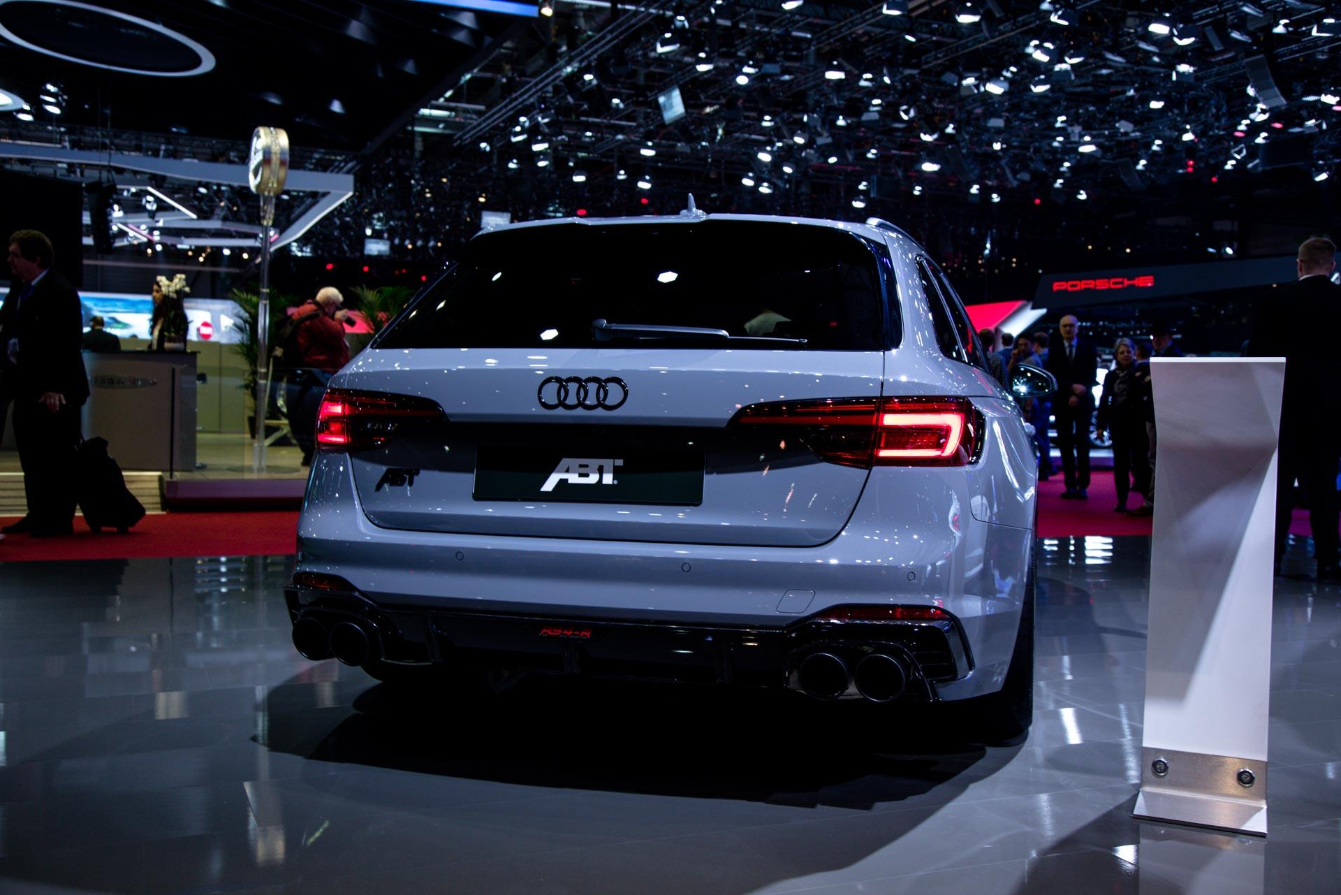 ABT at the Geneva Motor Show 2018 GTspirit