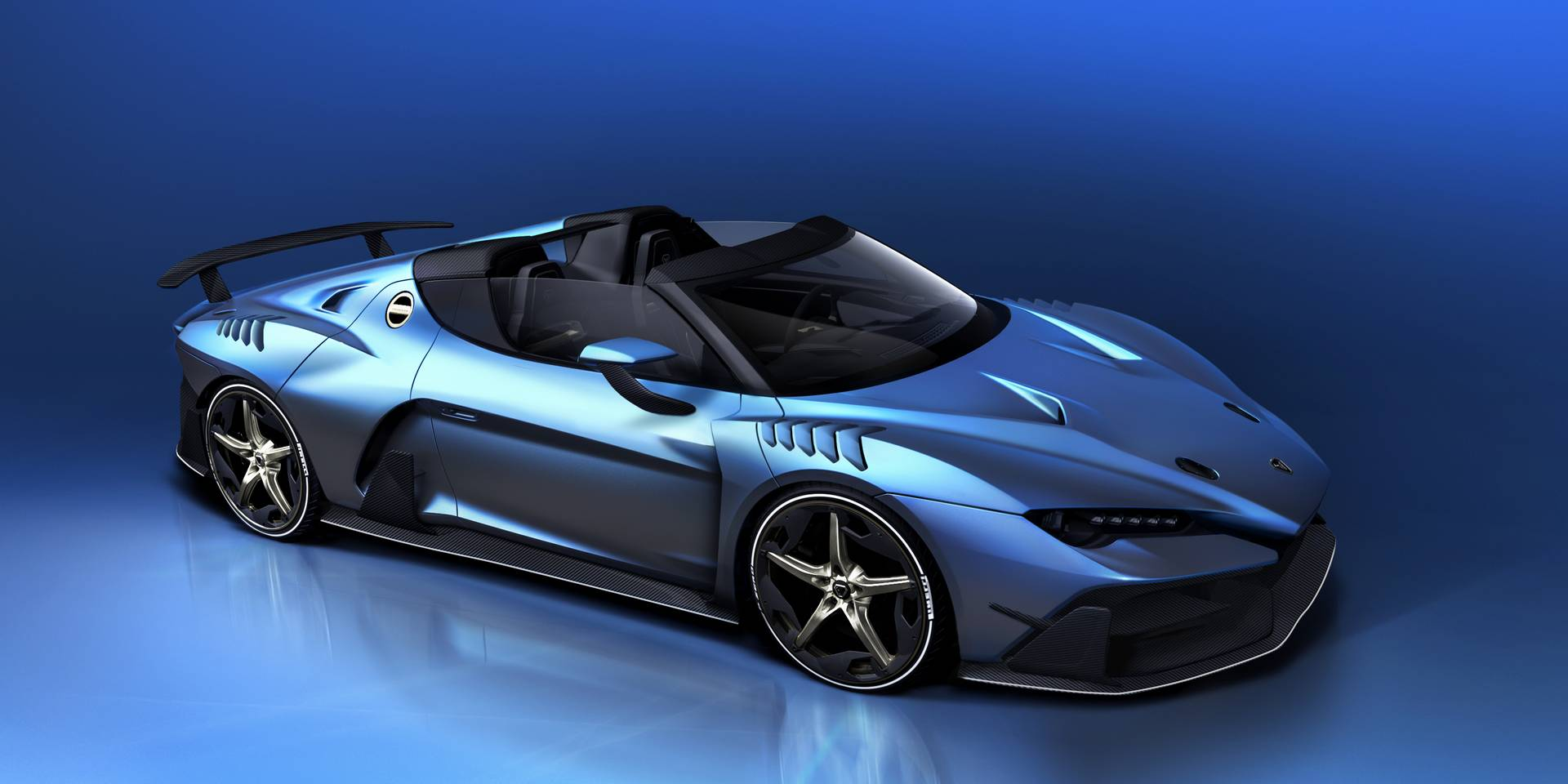 Italdesign Zerouno Convertible