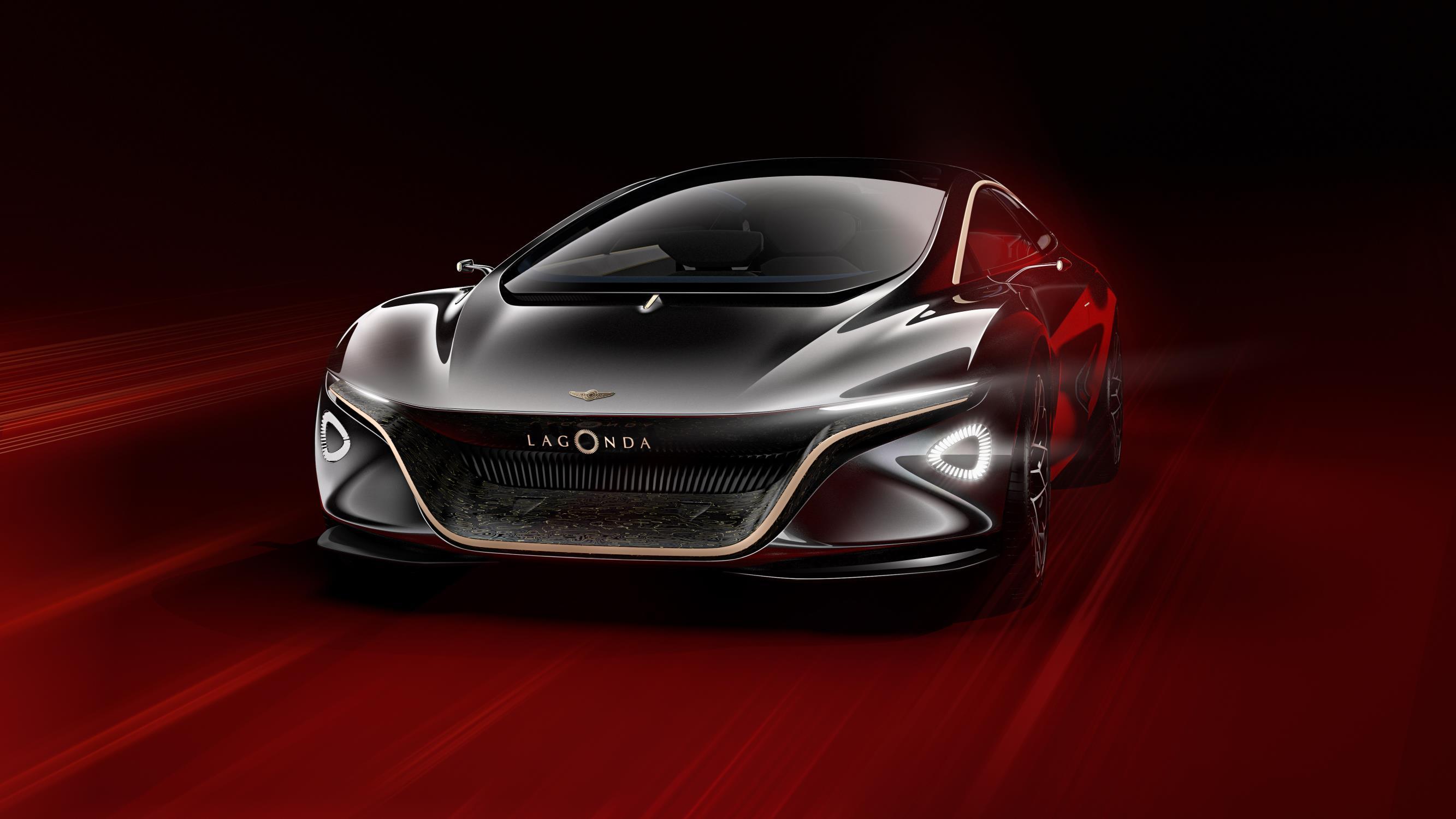 Aston Martin Lagonda's Vision Concept review