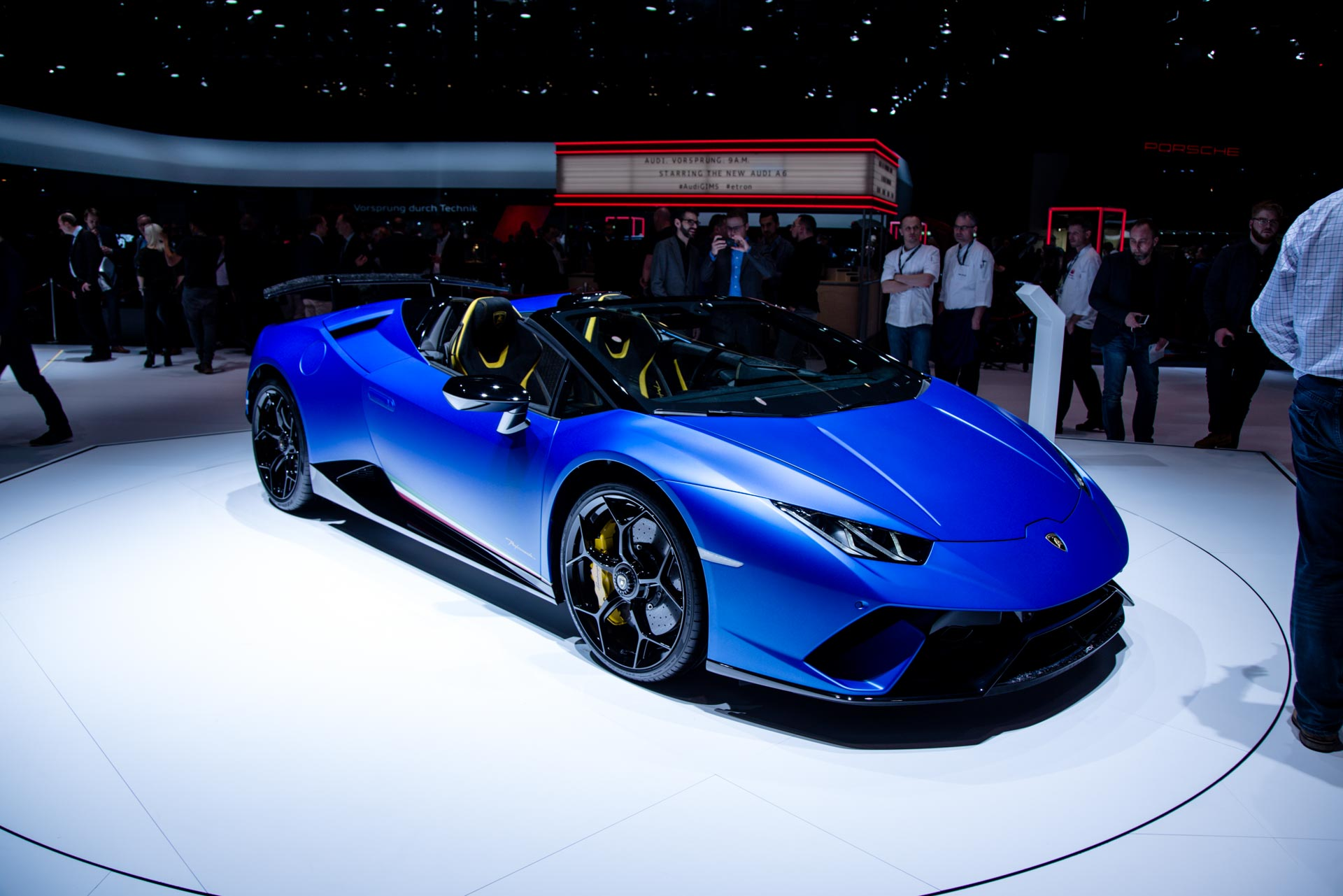 Lamborghini At The Geneva Motor Show GTspirit - Geneva car show