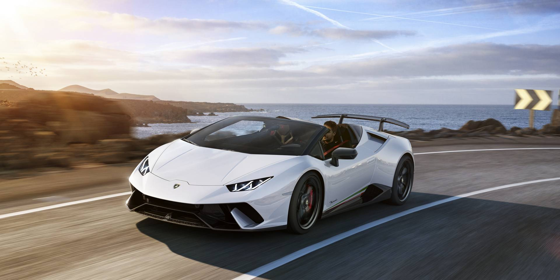 Official 2019 Lamborghini Huracan Performante Spyder