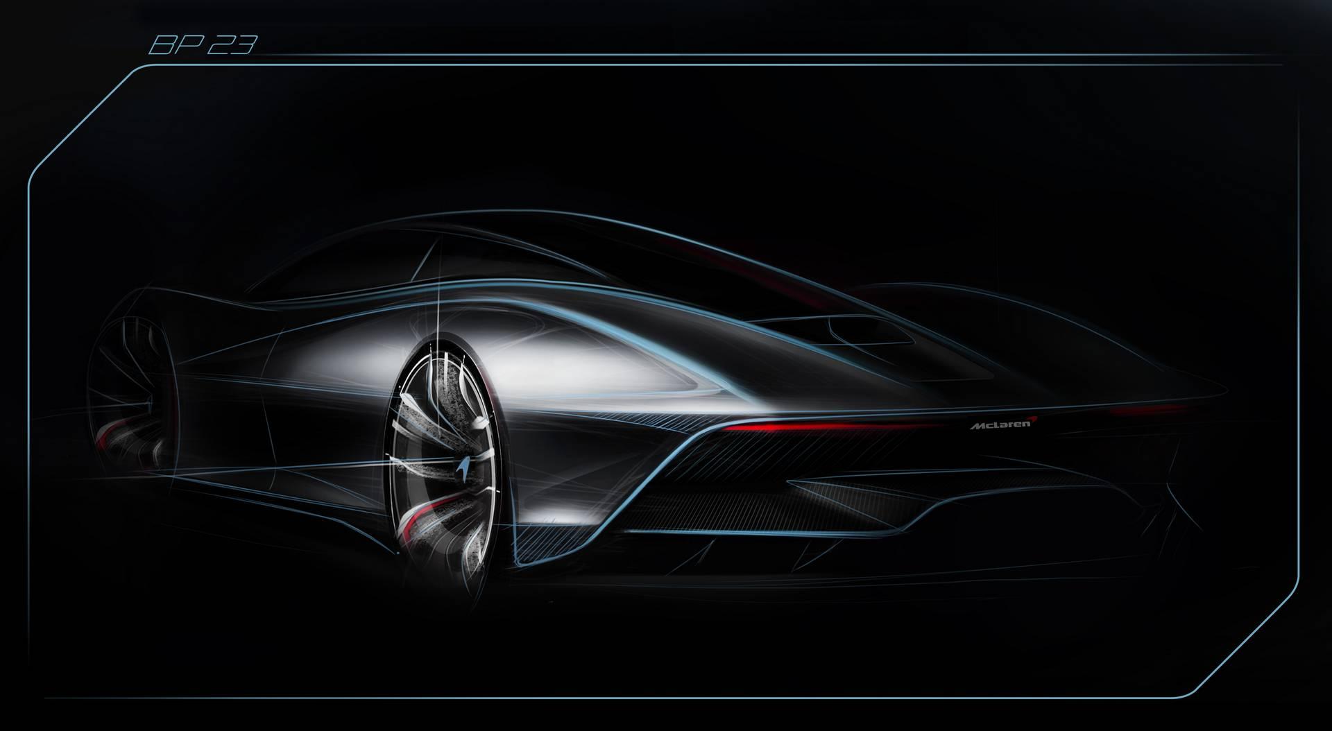 £1.6 Million McLaren 'Hyper-GT' to Exceed McLaren F1 243mph Top Speed