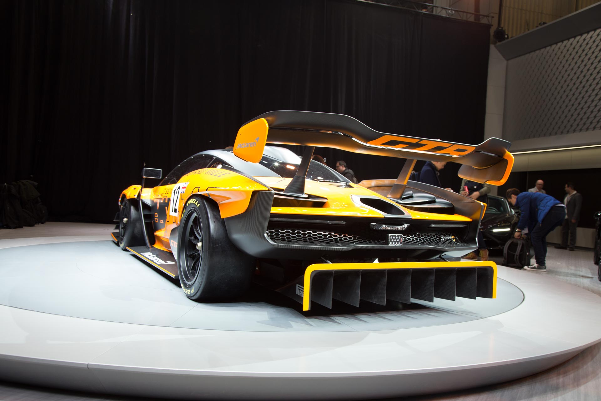 Mclaren At The Geneva Motor Show 2018 Gtspirit