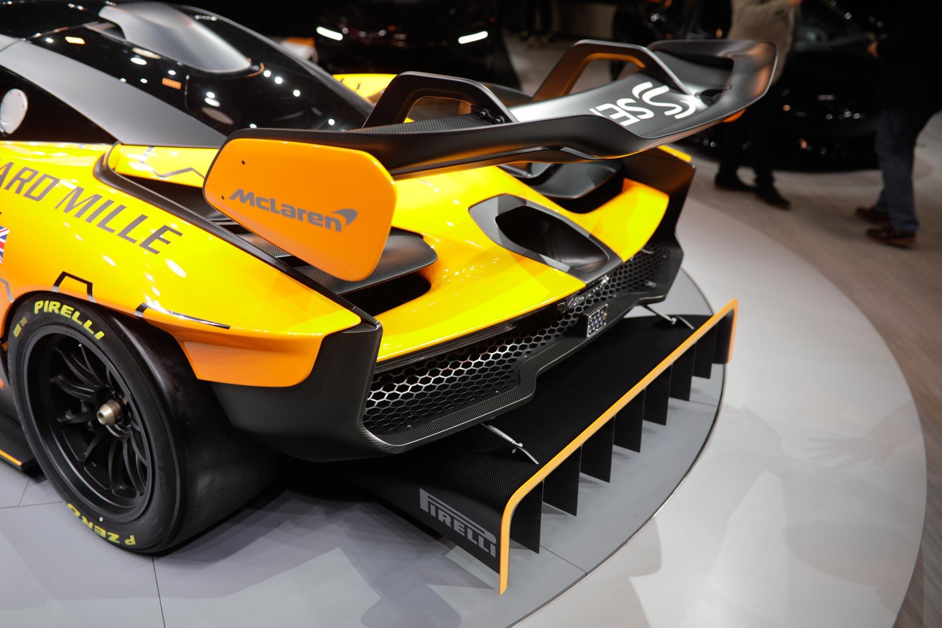 Mclaren At The Geneva Motor Show 2018 Gtspirit