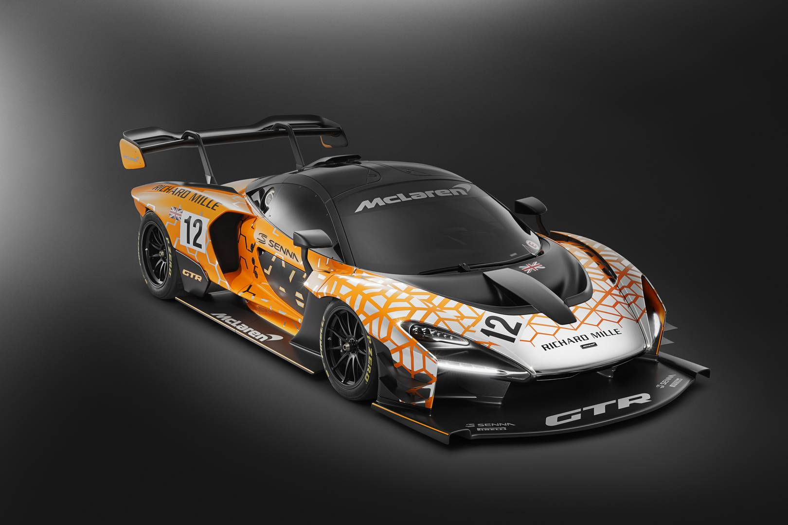 Geneva 2018: Track-only McLaren Senna GTR generates 1000kg of downforce