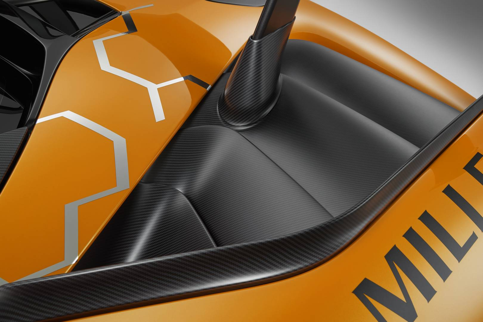 McLaren turns it up to eleven with the Senna GTR Concept