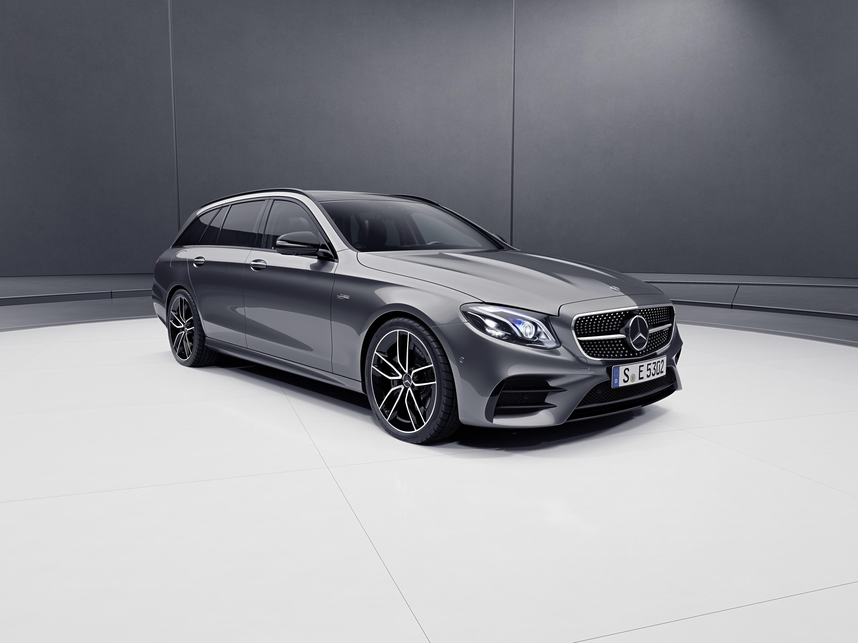 Mercedes-AMG E53 4Matic+ Replaces The E43 Sedan And Wagon