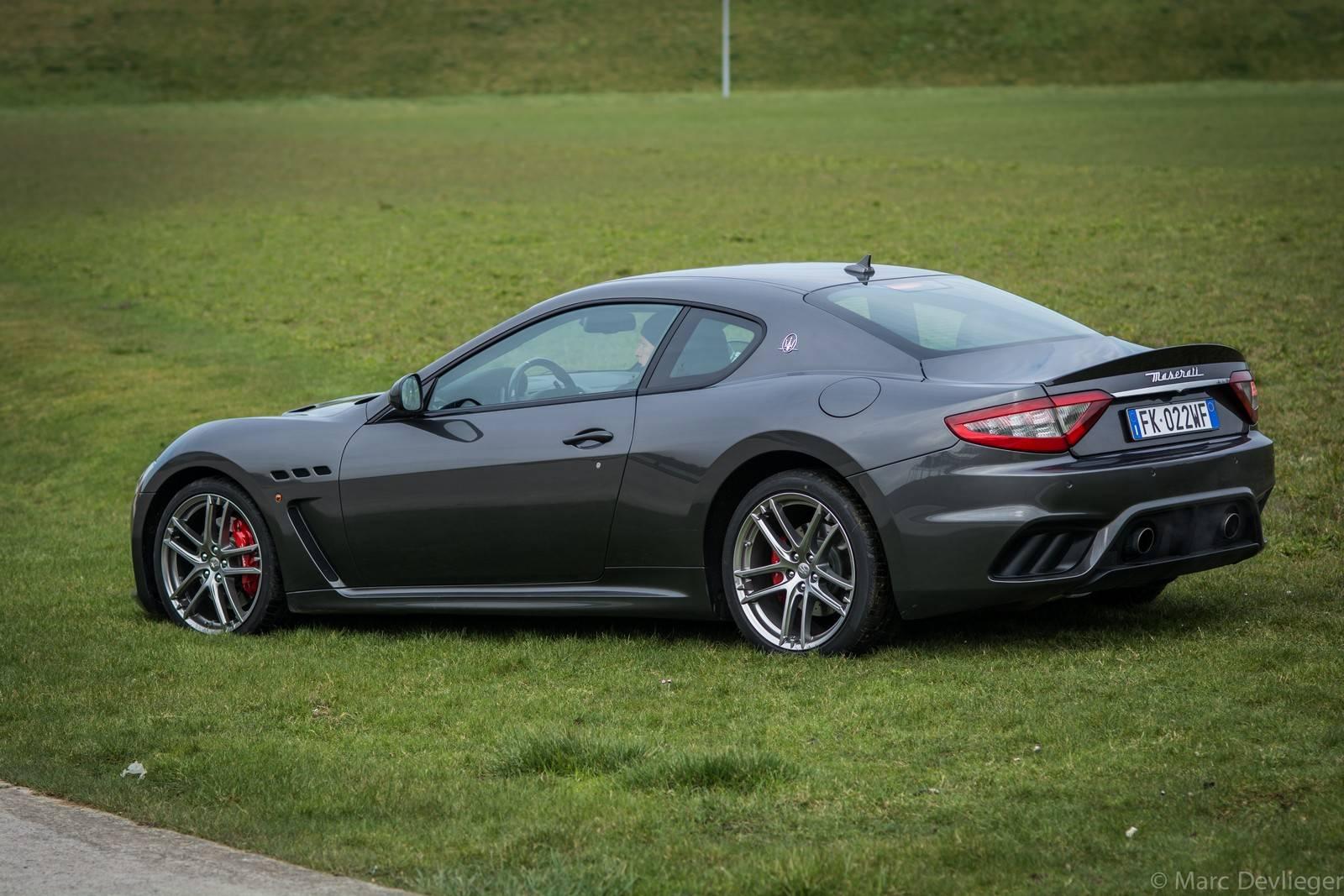 2018 Maserati GranTurismo MC Review - GTspirit