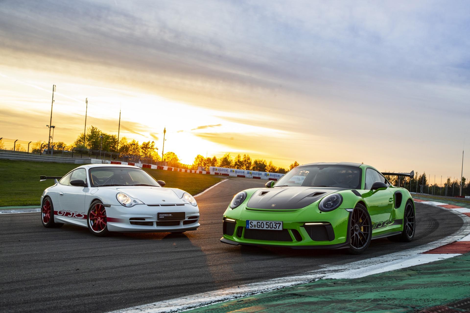 Porsche 911 GT3 RS 2003-2018