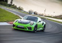 Porsche 911 GT3 RS Weissach Lizard Green GTspirit28