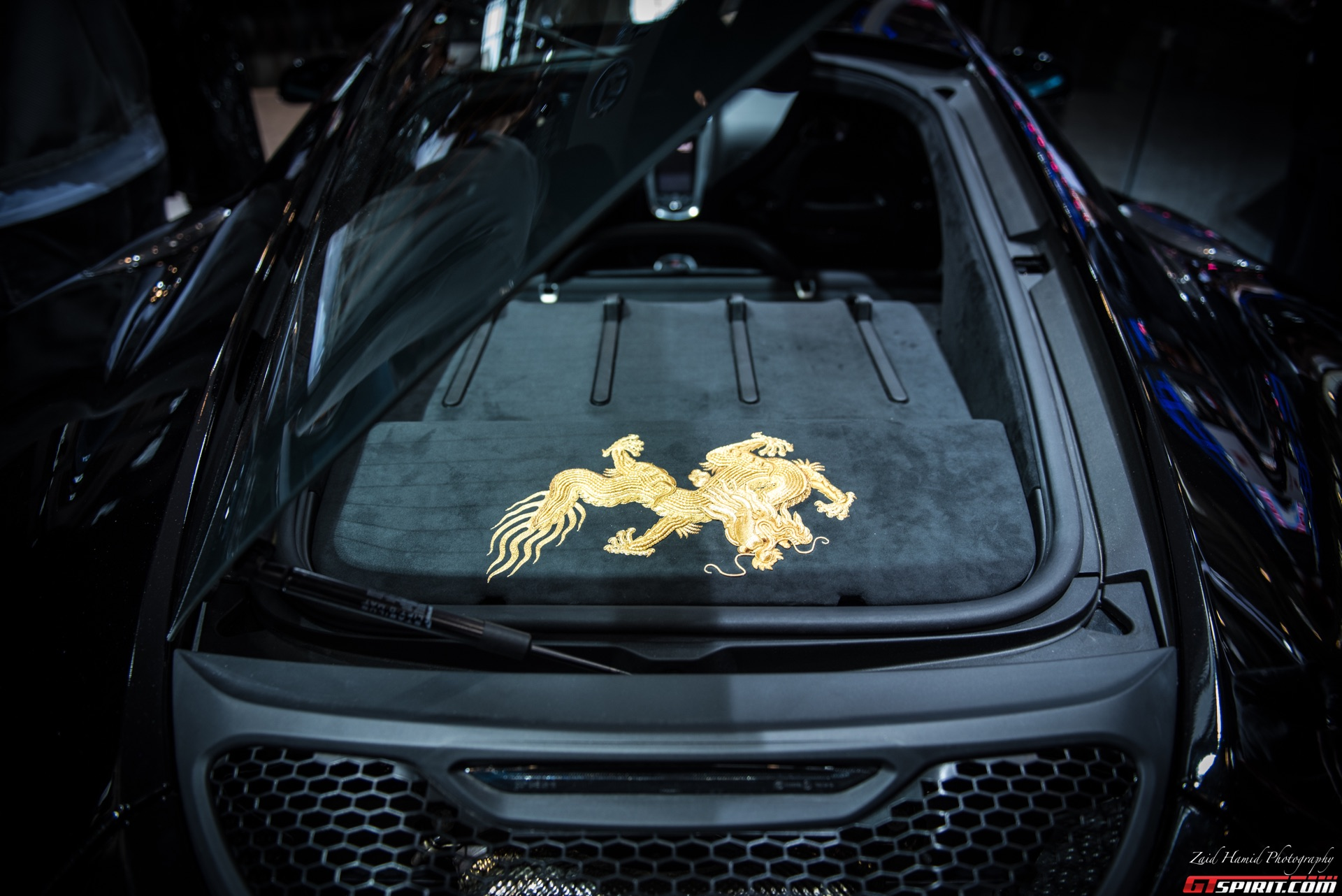 McLaren 570GT MSO Cabbeen Collection Gets Chinese Dragon Theme