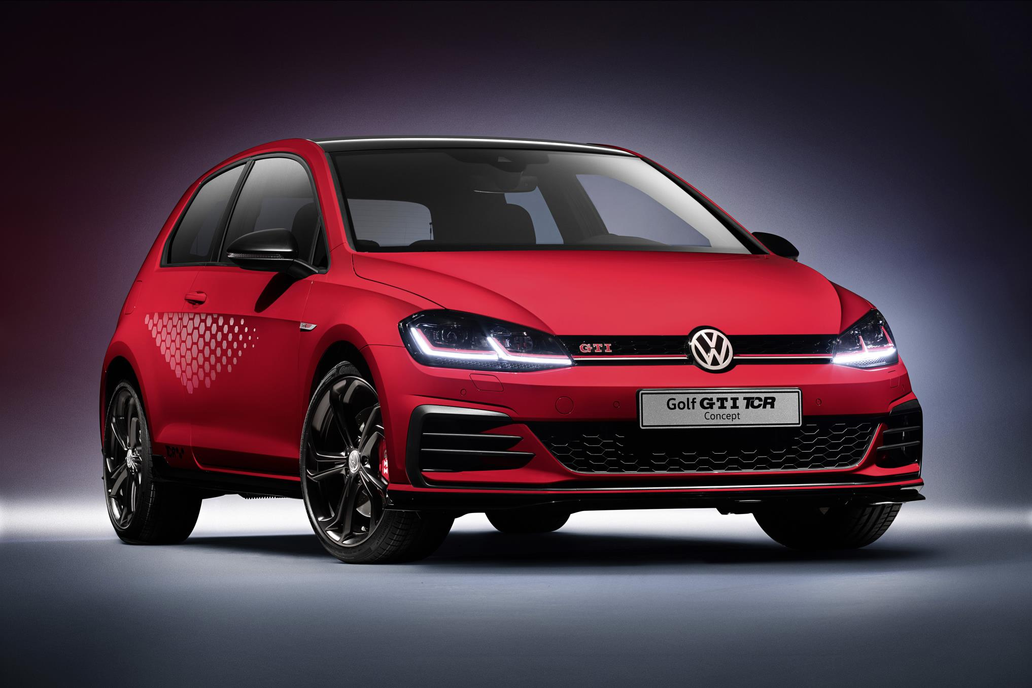 New Volkswagen Golf GTI TCR is the most powerful GTI ever