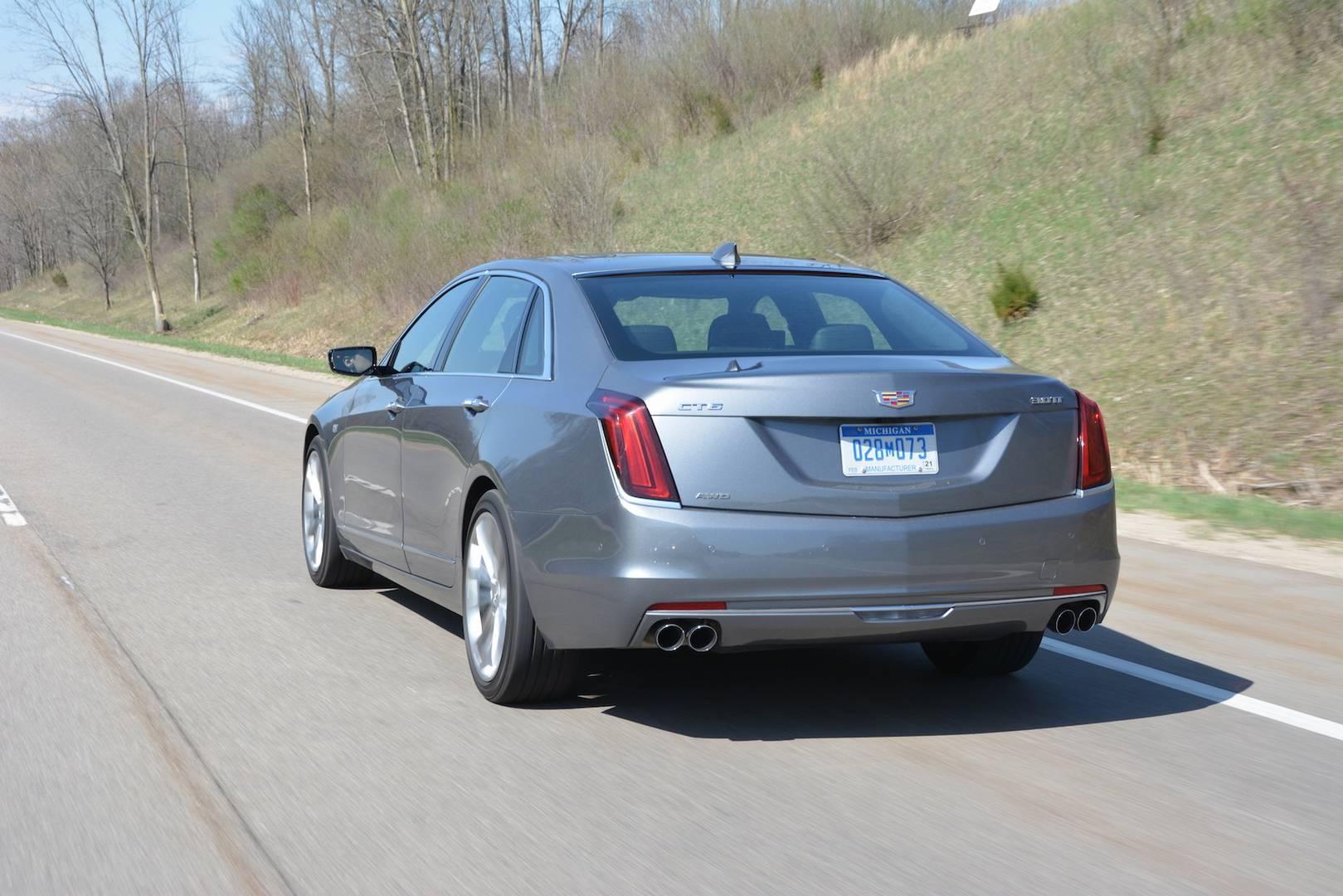 2018 Cadillac Ct6 Platinum Awd Review Gtspirit
