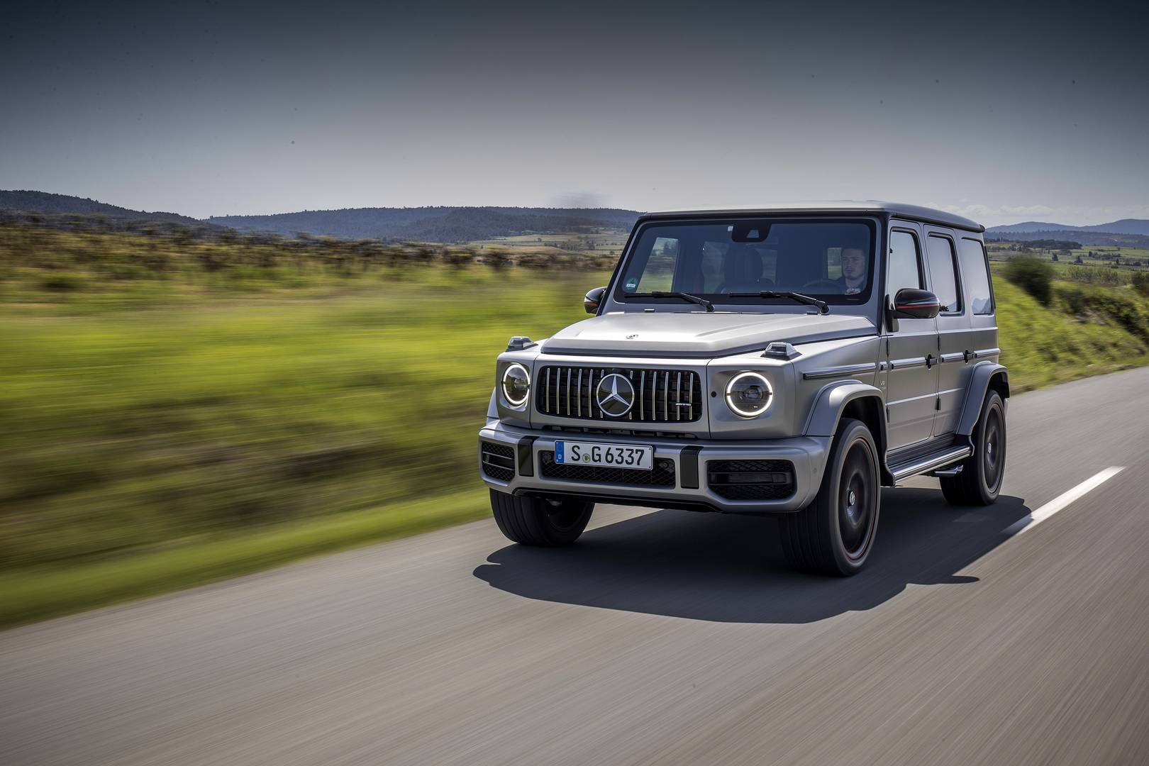 Mercedes G63 2018 >> 2019 Mercedes-Benz G500 & G63 AMG Review - GTspirit
