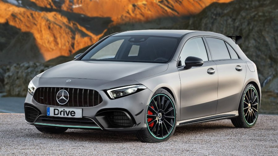 300hp mercedes amg a35 coming in 2019 ahead of a45 gtspirit. Black Bedroom Furniture Sets. Home Design Ideas
