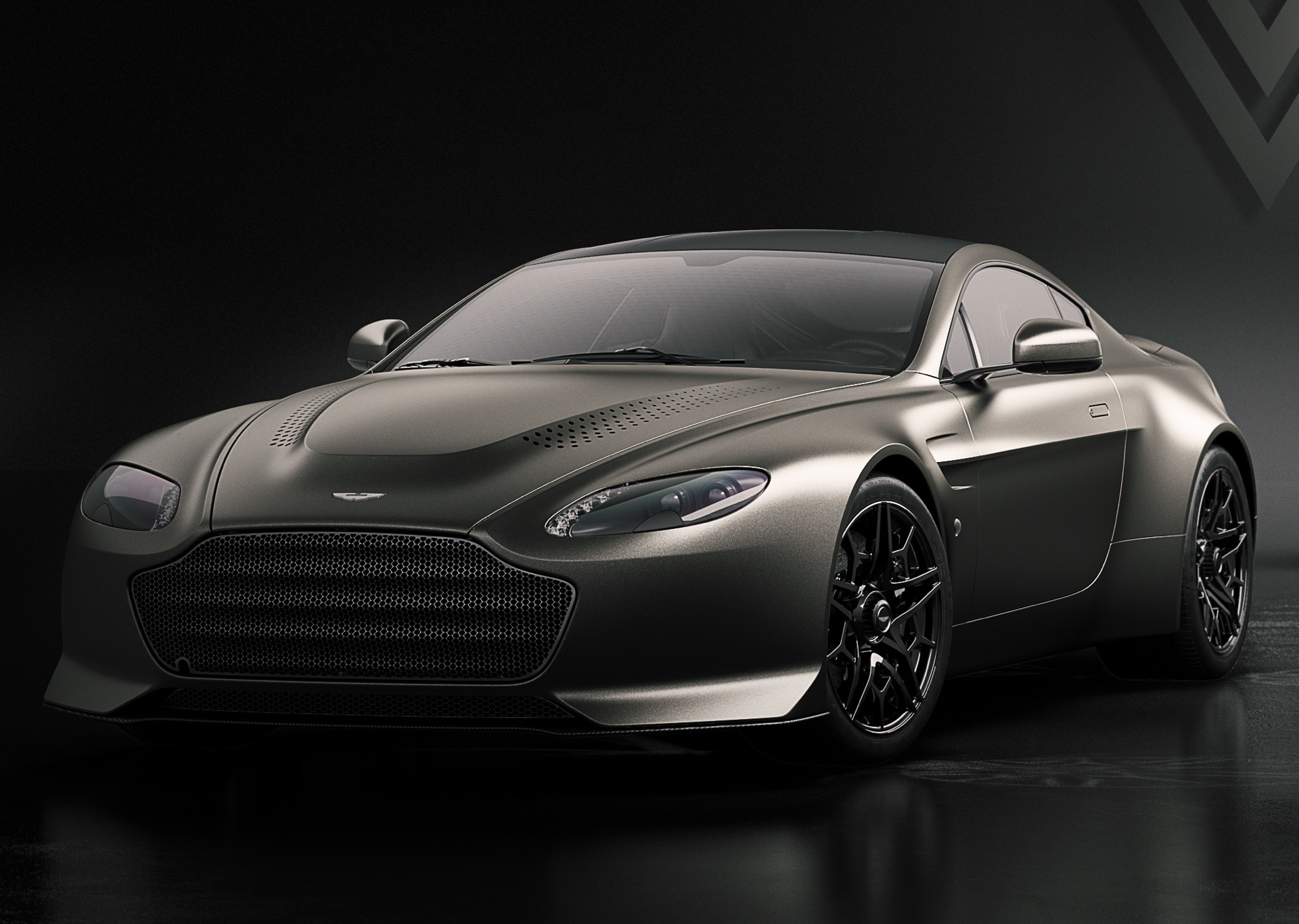 official aston martin v12 vantage v600 gtspirit. Black Bedroom Furniture Sets. Home Design Ideas