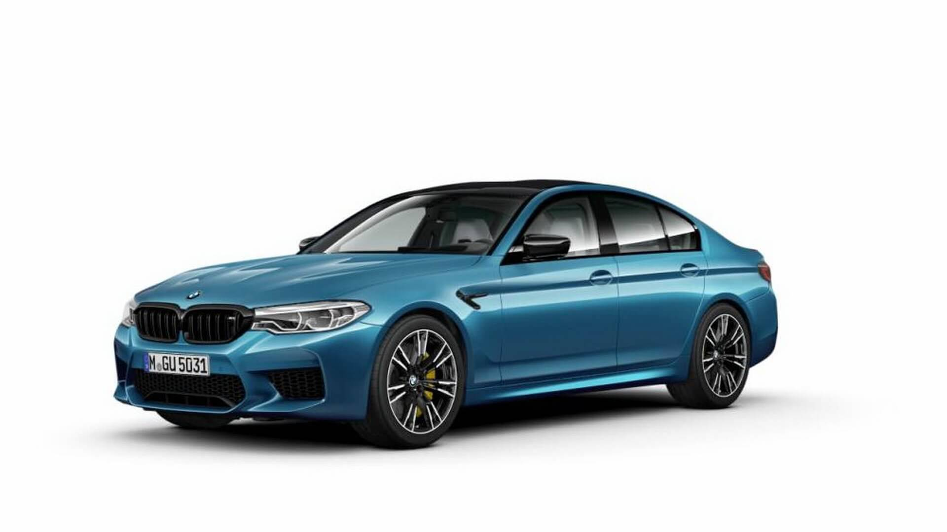New hardcore 617bhp BMW M5 variant leaked online