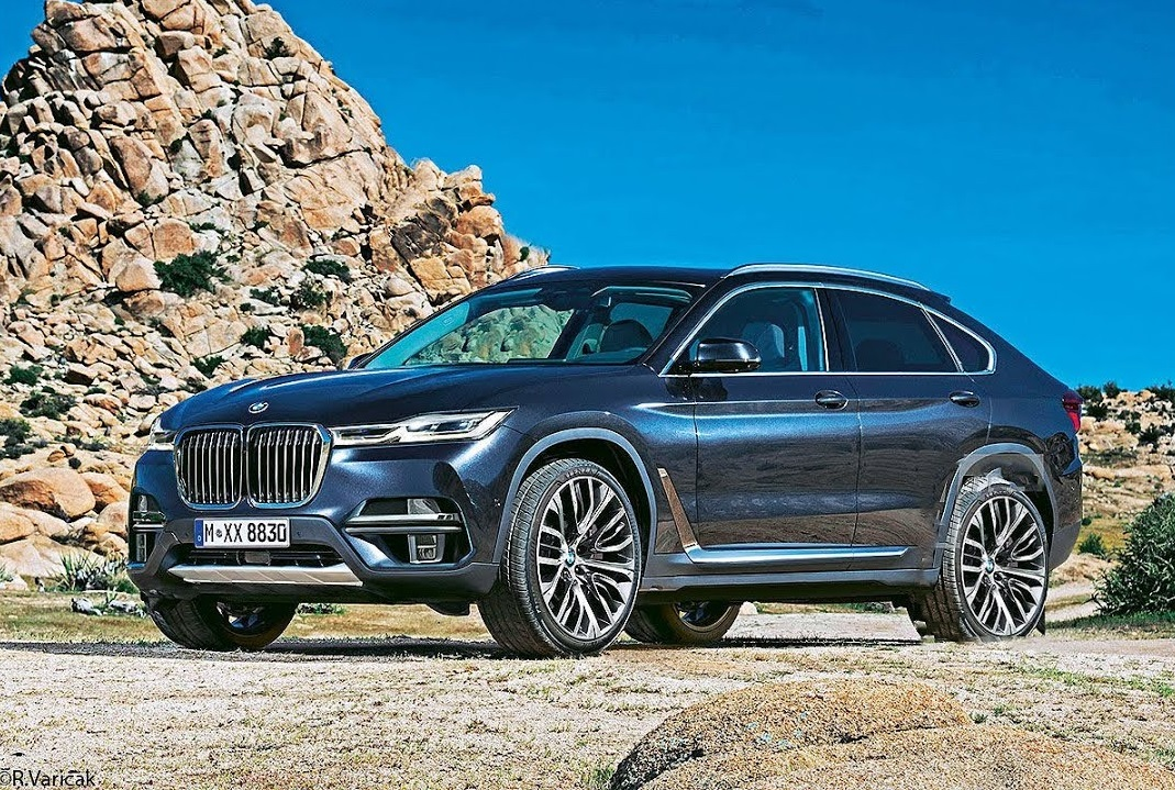 X8 Bmw >> BMW X8 Trademarked Across the World - Audi Q8 Rival Gets Ready - GTspirit