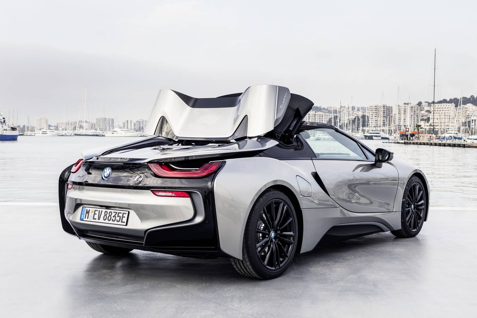 2019 Bmw I8 Roadster Review Gtspirit