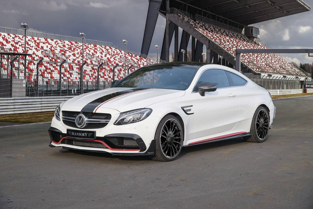 mansory upgrades 2019 mercedes amg c63 with 650hp and new parts gtspirit. Black Bedroom Furniture Sets. Home Design Ideas