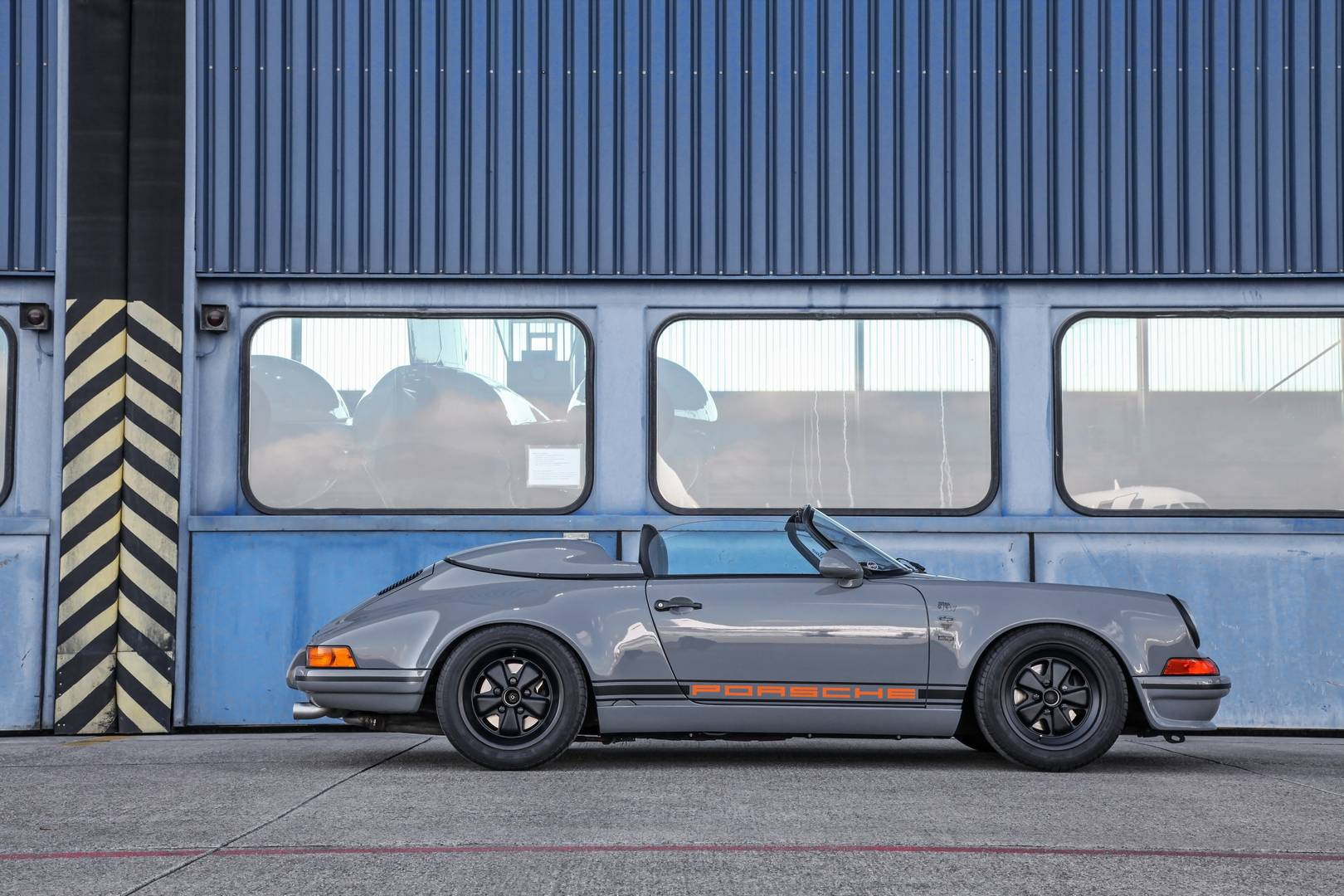 Porsche 911 Speedster Conversion By Dp Motorsport Gtspirit
