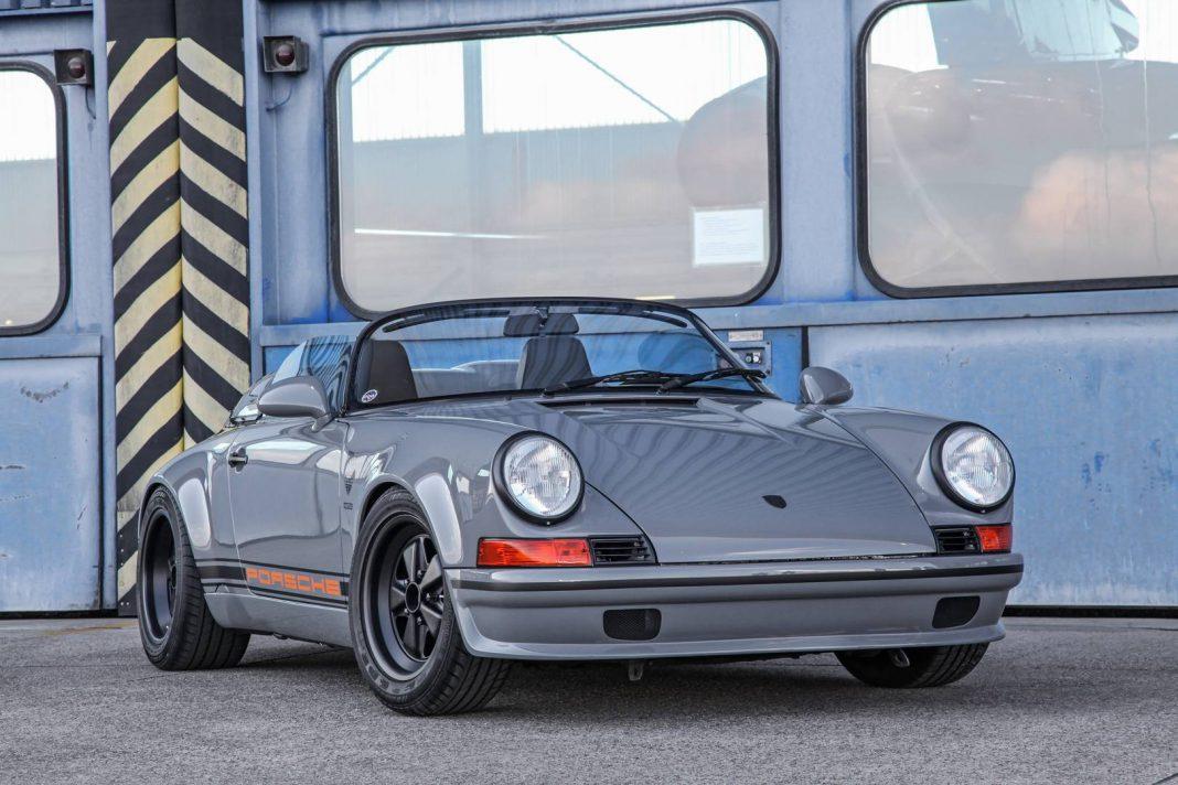 Porsche 911 Speedster Conversion By Dp Motorsport Gtspirit