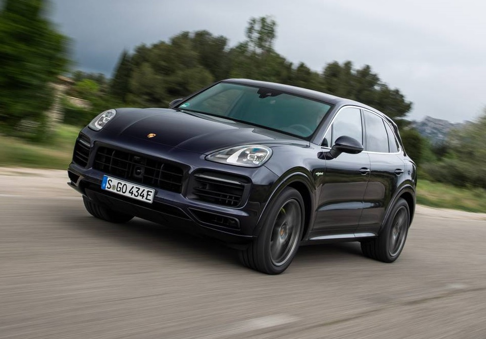 2019 porsche cayenne e hybrid review gtspirit. Black Bedroom Furniture Sets. Home Design Ideas
